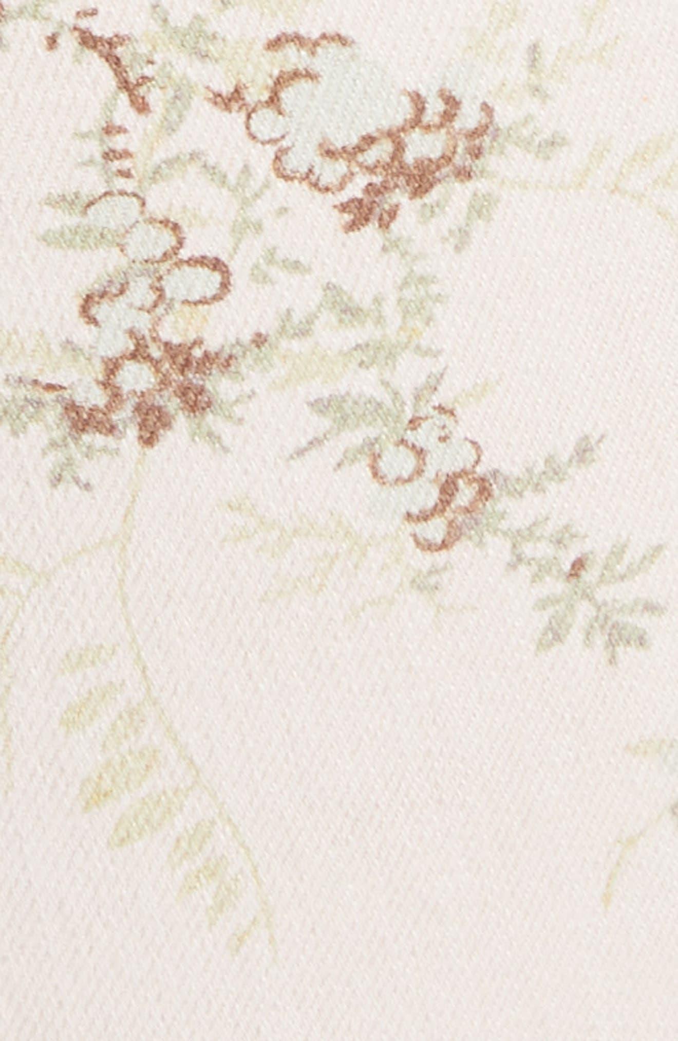 Belle Bouquet Ines Ankle Jeans,                             Alternate thumbnail 5, color,                             903