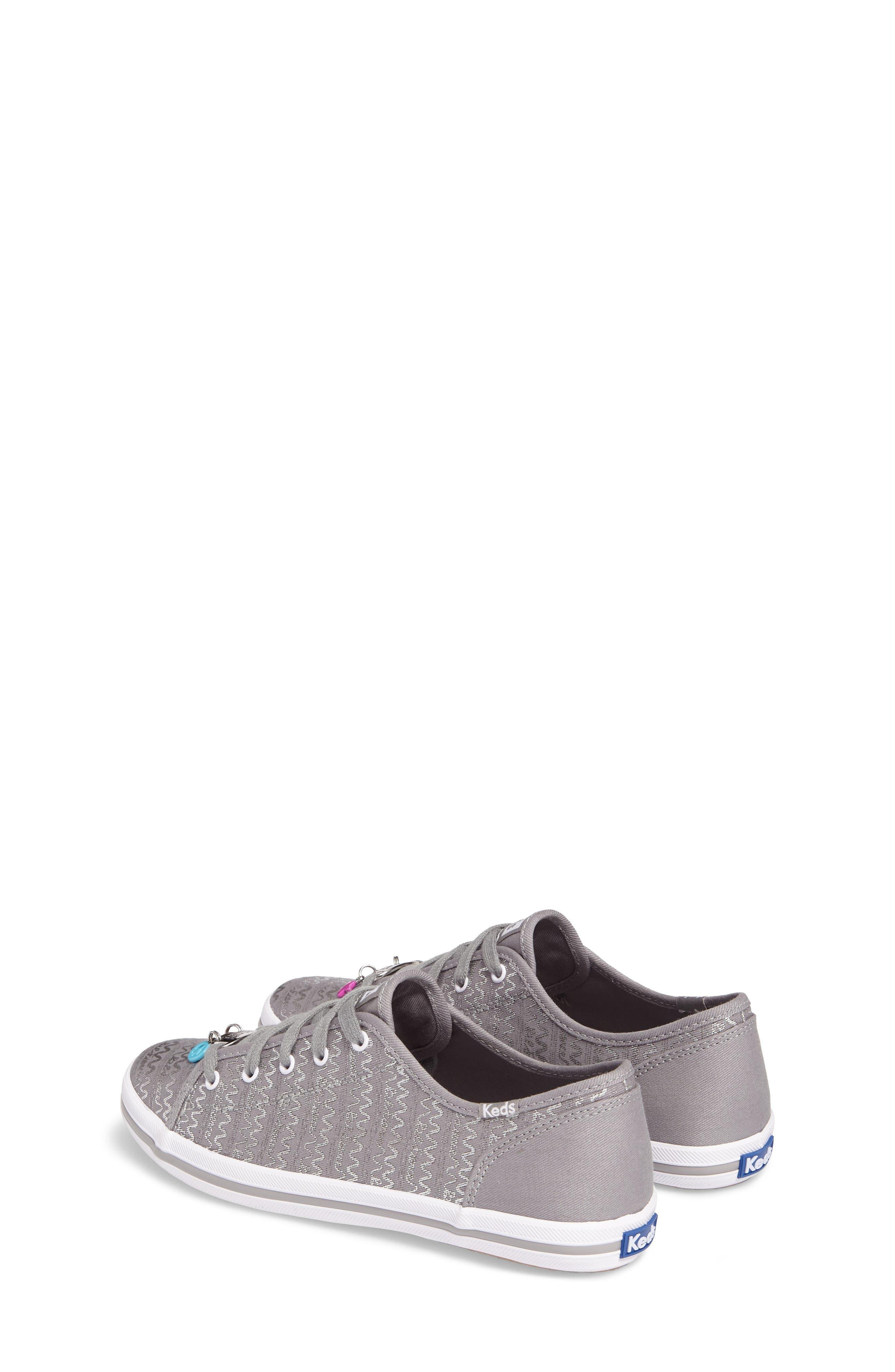 Kickstart Charm Sneaker,                             Alternate thumbnail 4, color,