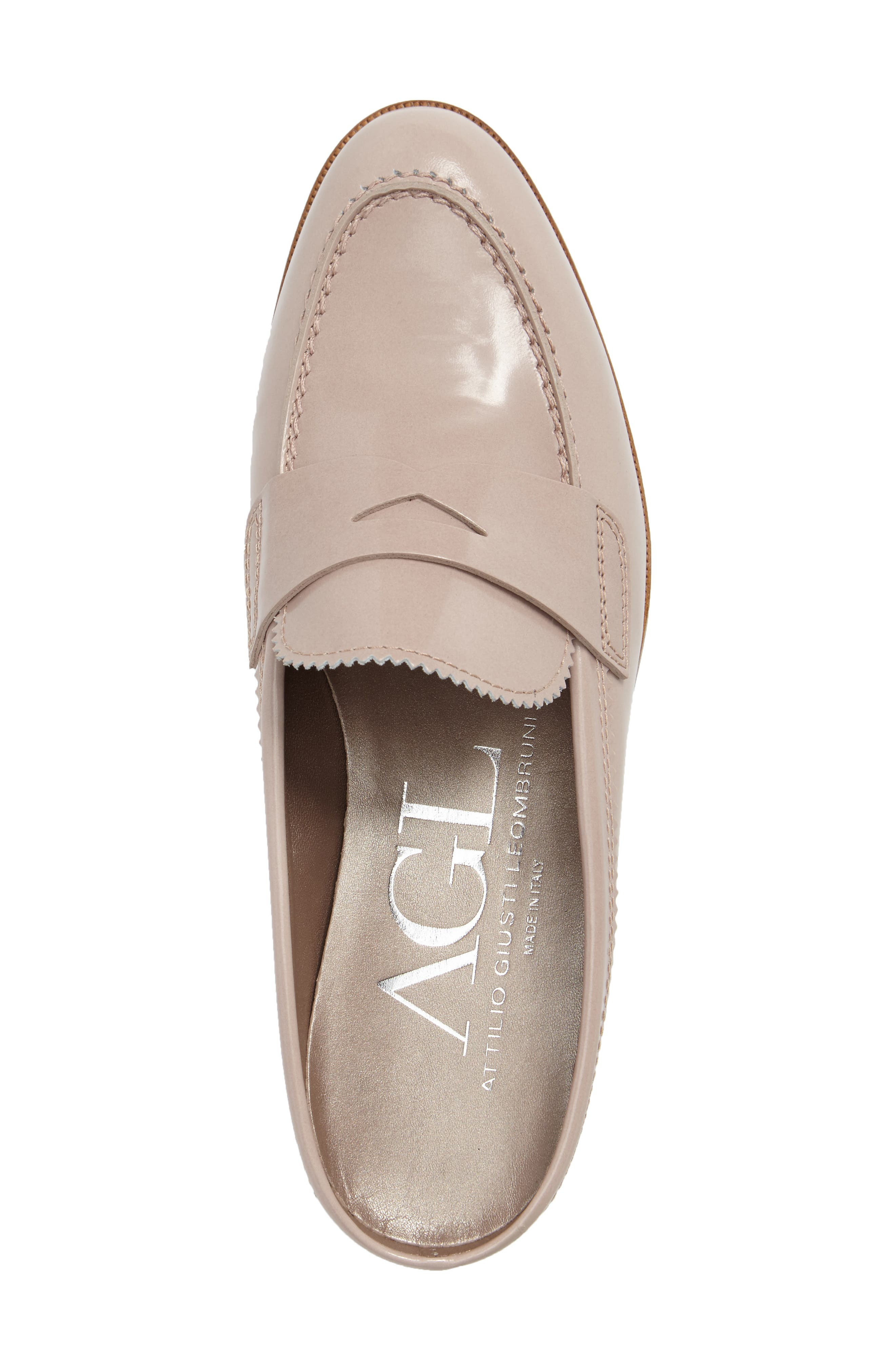 Penny Loafer Mule,                             Alternate thumbnail 12, color,