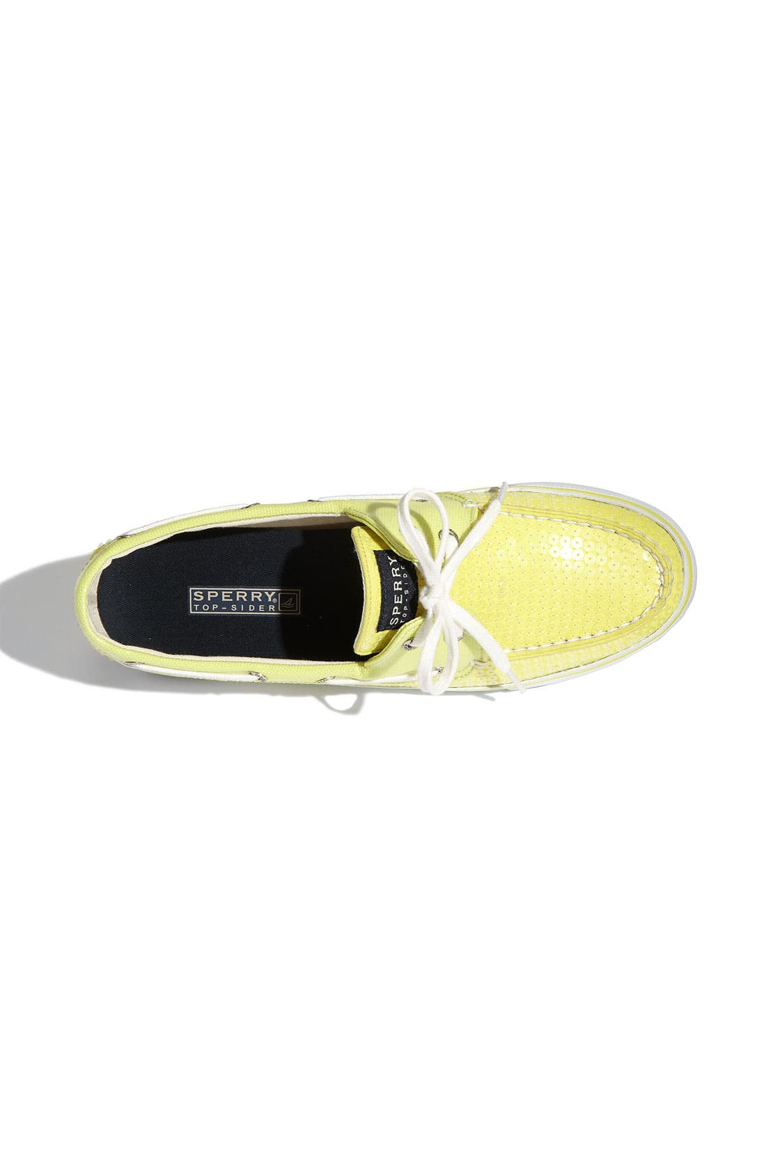 Top-Sider<sup>®</sup> 'Bahama' Sequined Boat Shoe,                             Alternate thumbnail 164, color,