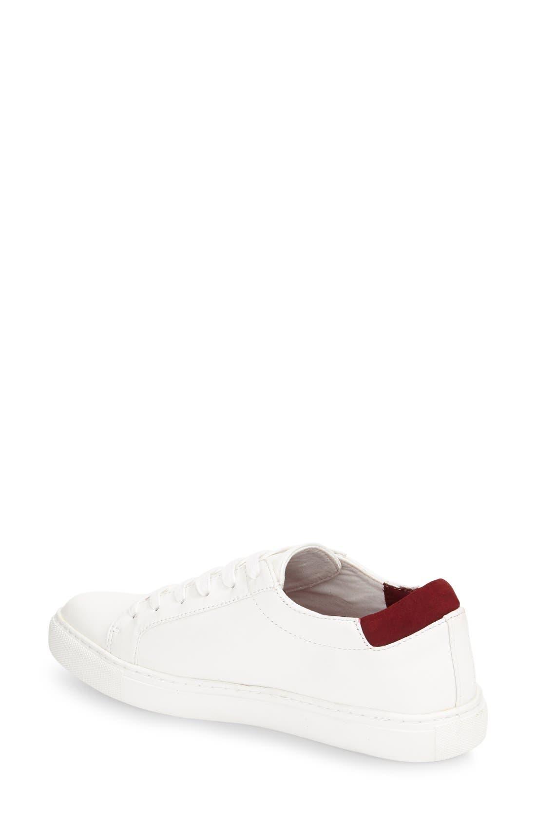 'Kam' Sneaker,                             Alternate thumbnail 7, color,