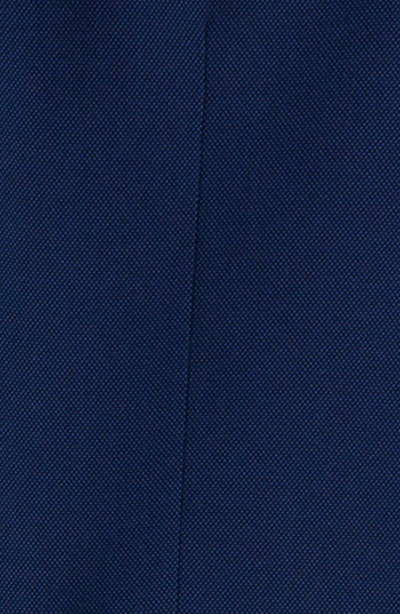 Plain Suit,                             Alternate thumbnail 2, color,                             DARK BLUE