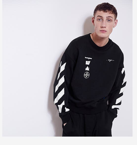Off-White men's designer clothing.