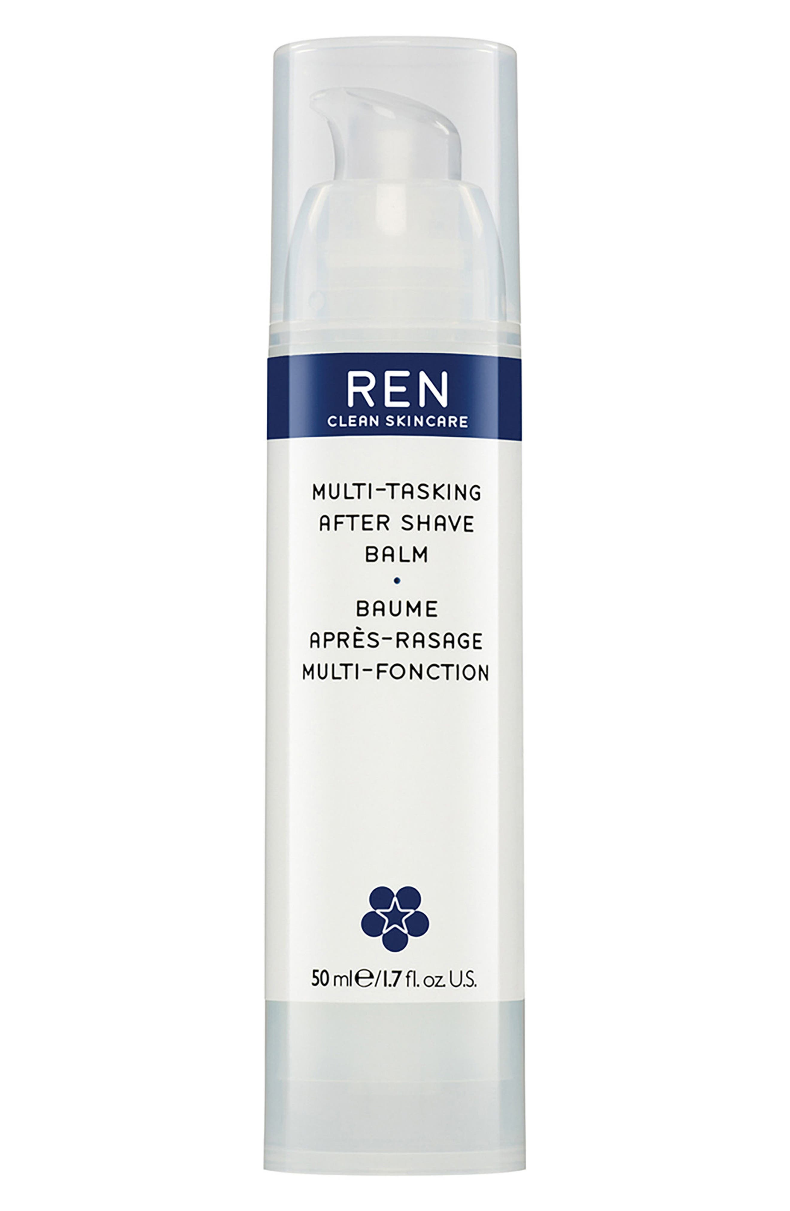 SPACE.NK.apothecary REN Multi-Tasking After Shave Balm,                             Alternate thumbnail 2, color,                             000