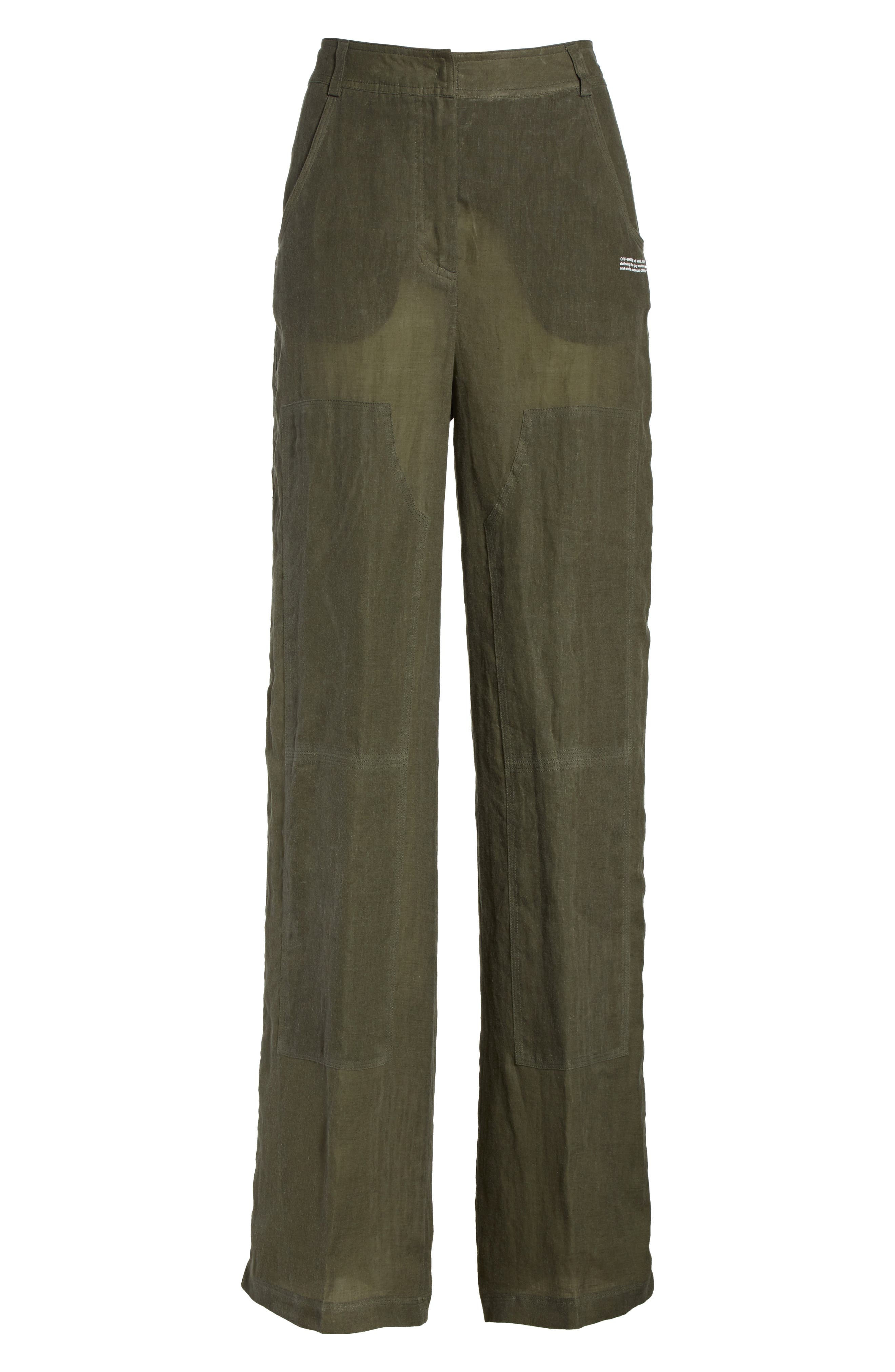 Cargo Pants,                             Alternate thumbnail 6, color,