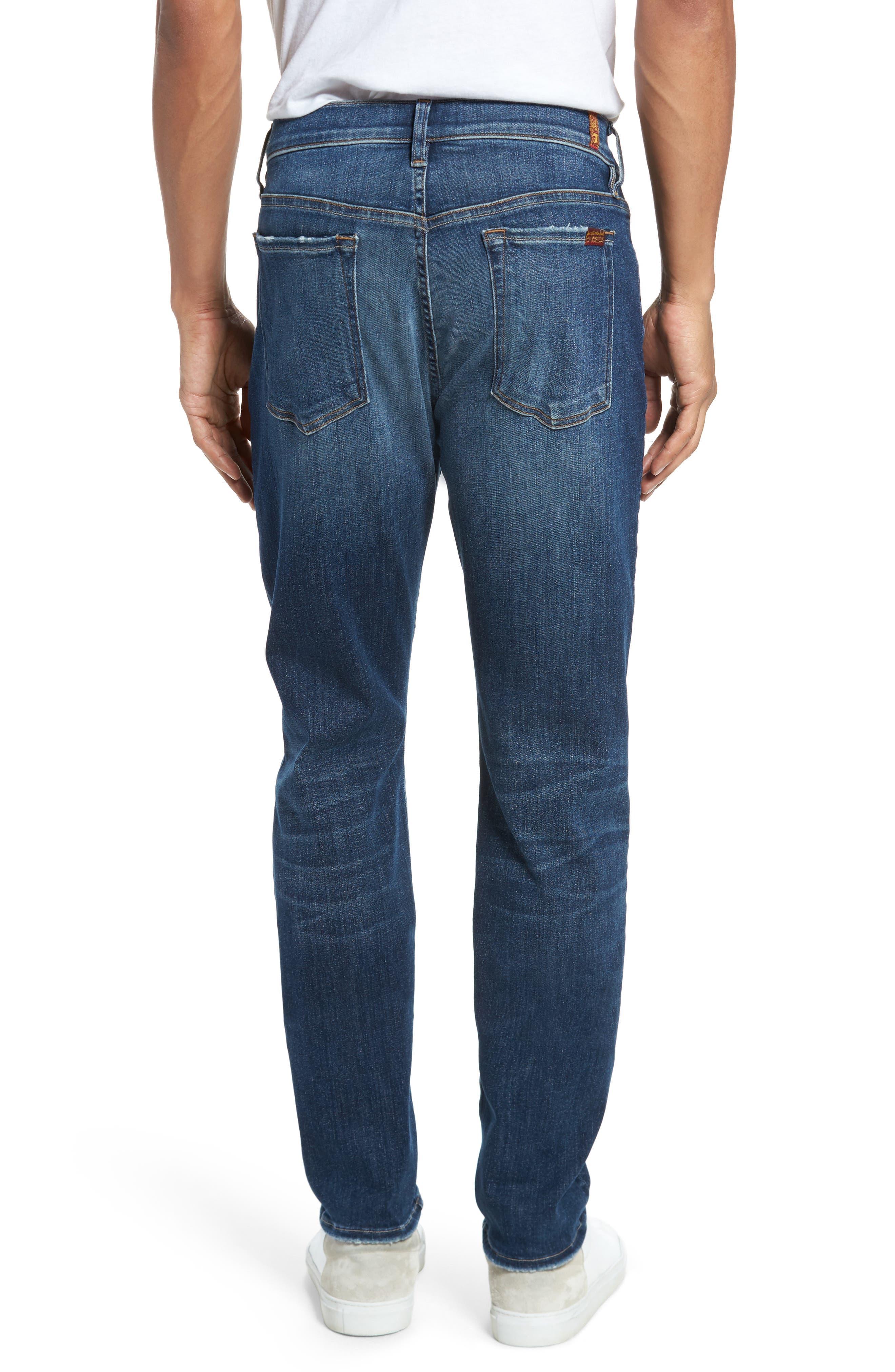 Adrien Slim Fit Jeans,                             Alternate thumbnail 2, color,                             402