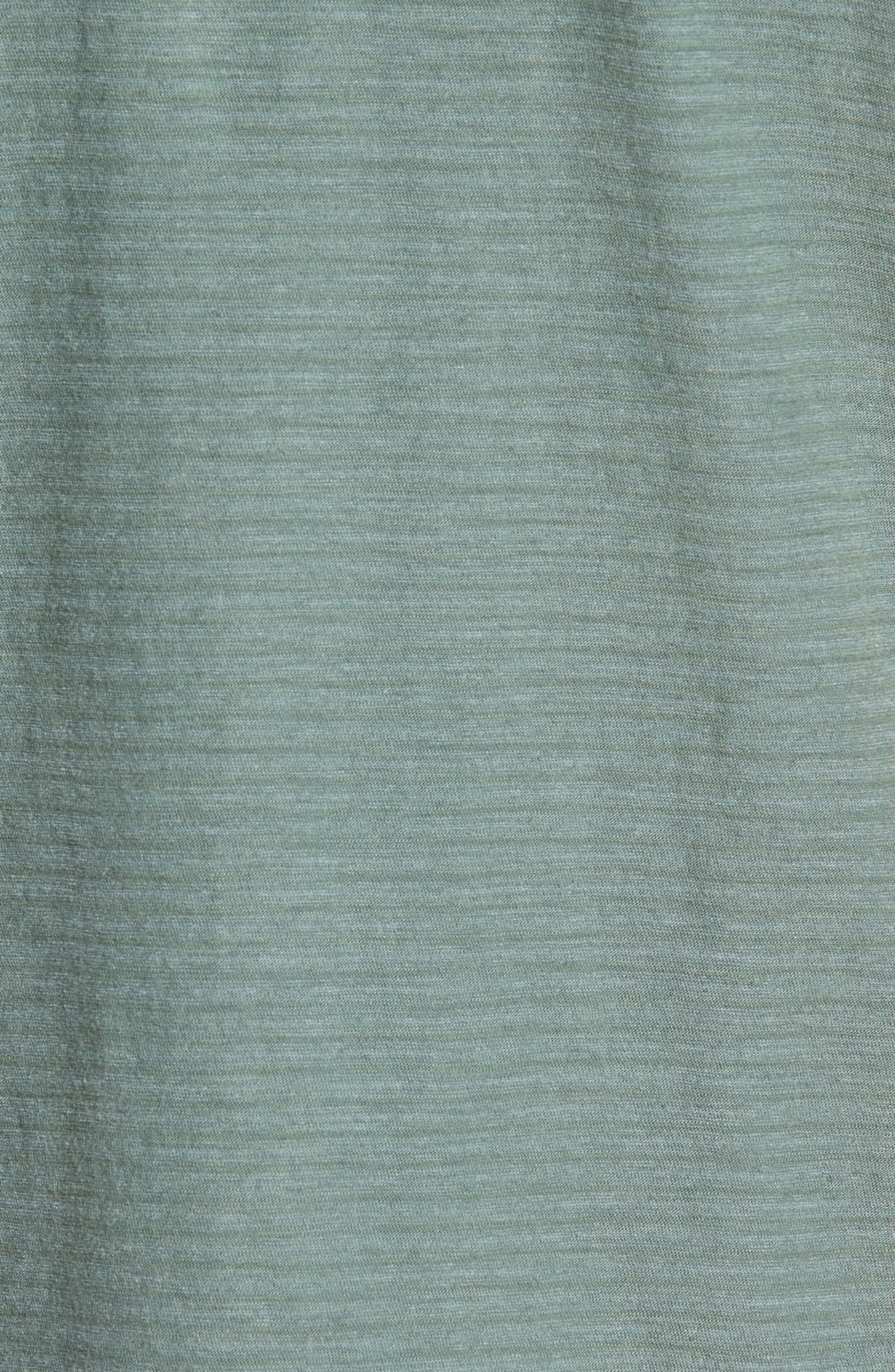 Pensacola Cotton Blend Polo Shirt,                             Alternate thumbnail 5, color,                             SAGE