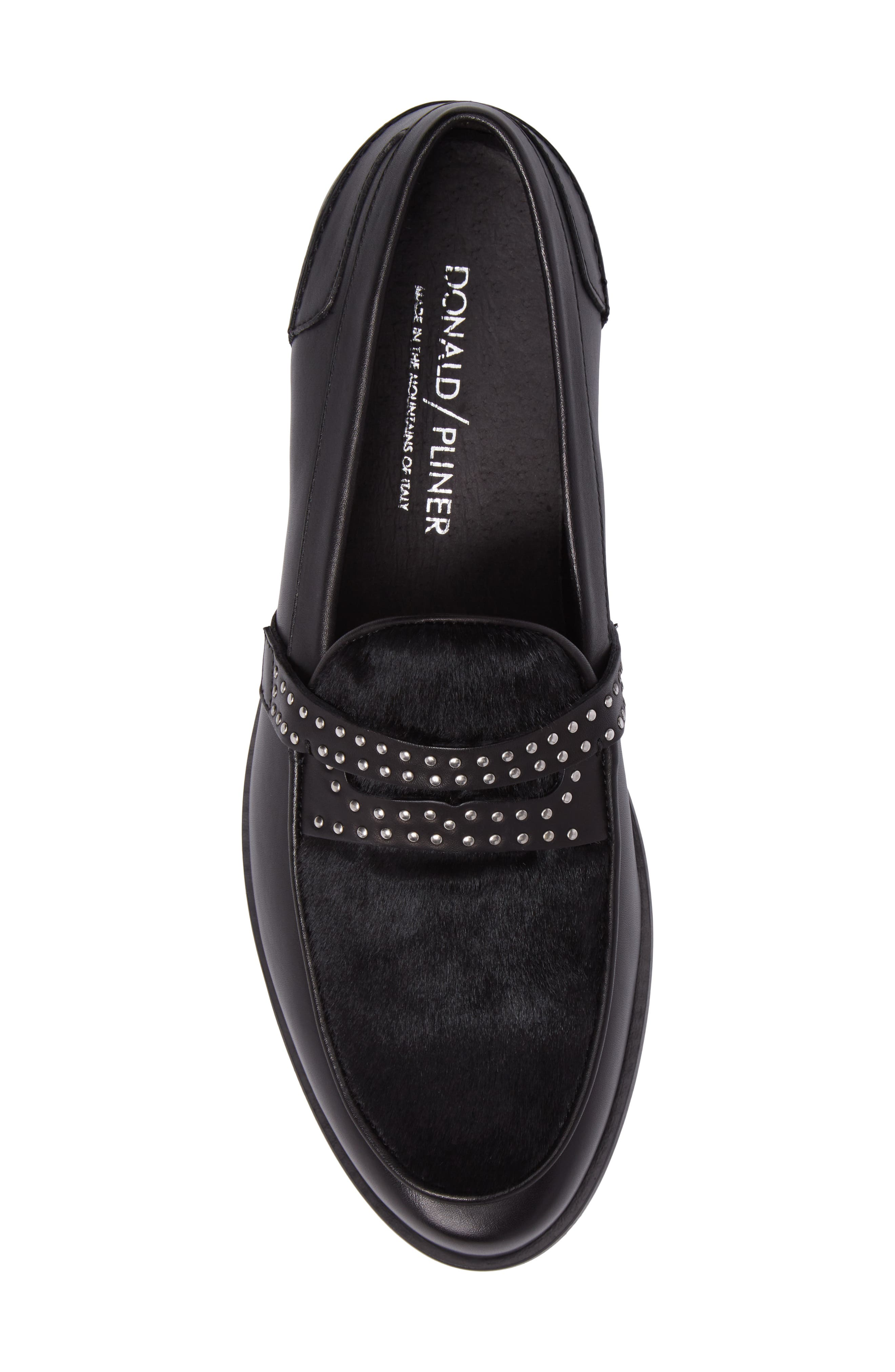 Sawyer Penny Loafer,                             Alternate thumbnail 5, color,                             001