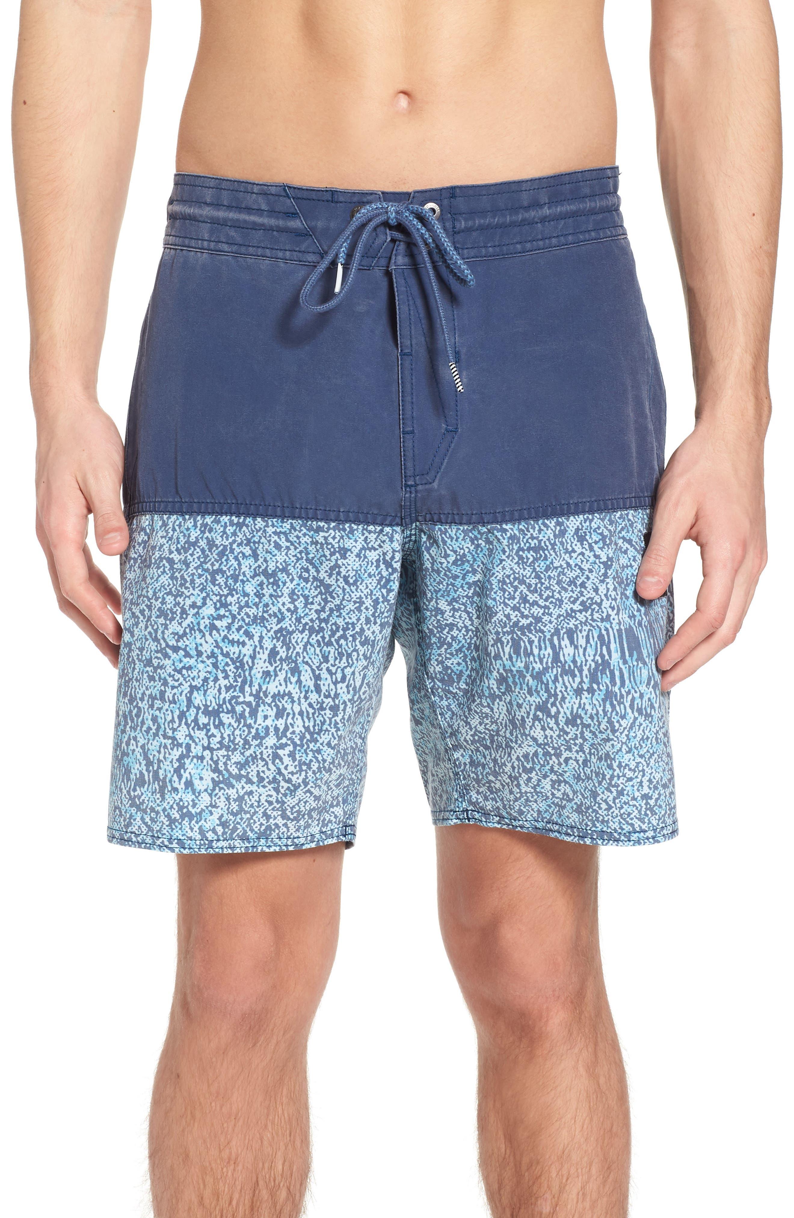 Vibes Half Stoney Board Shorts,                         Main,                         color, 463