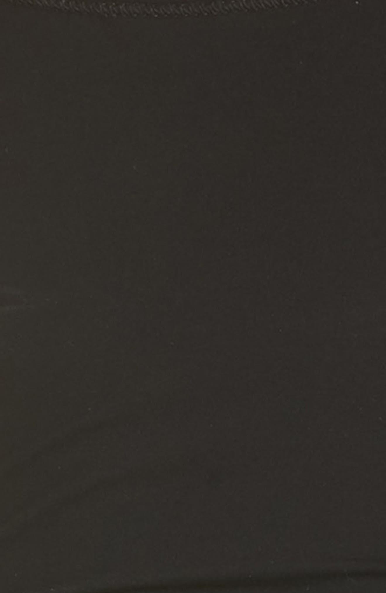 VINCE,                             Square Neck Bodysuit,                             Alternate thumbnail 5, color,                             001