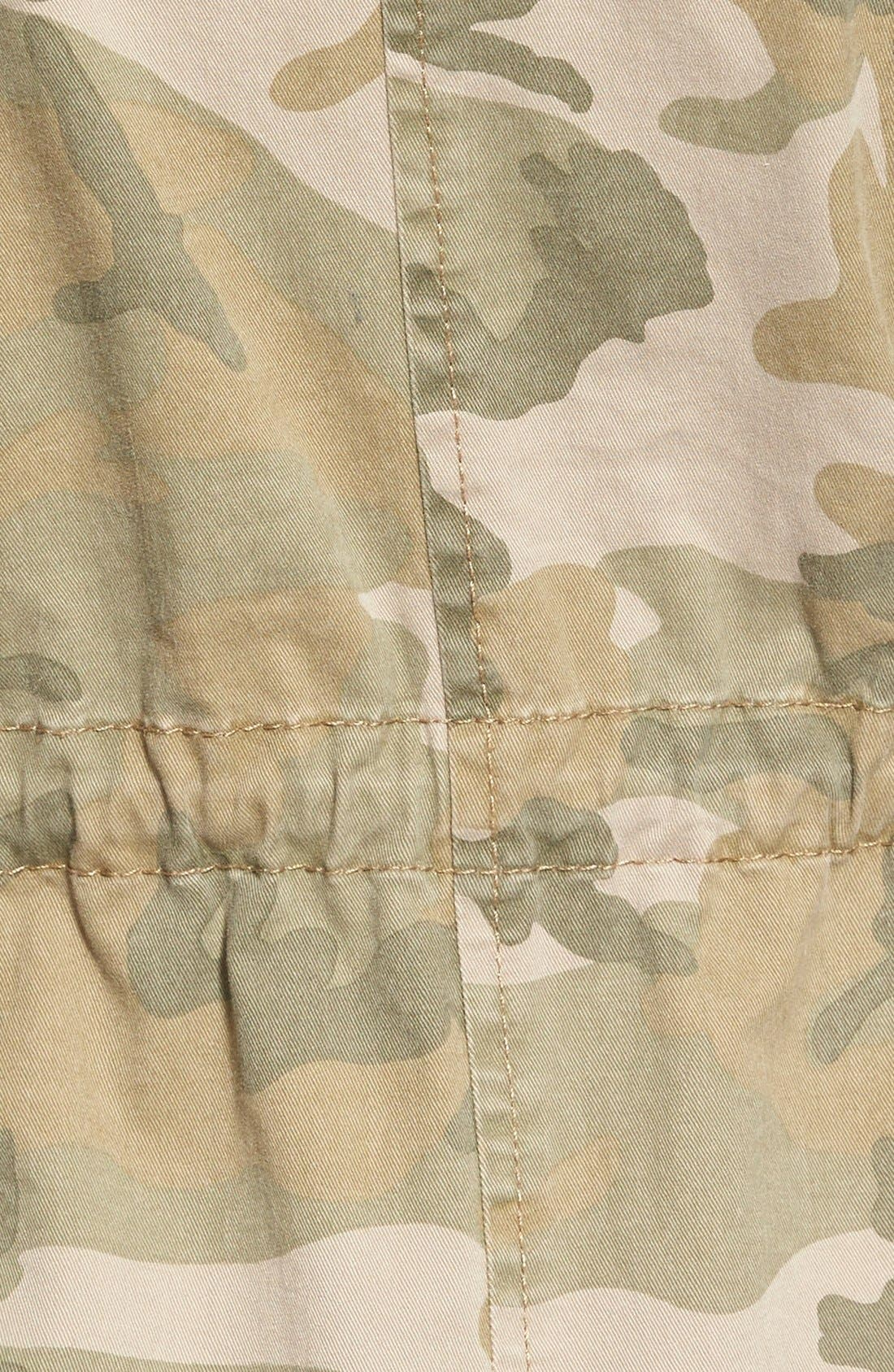 Treasure&Bond Camo Print Field Jacket,                             Alternate thumbnail 2, color,                             300
