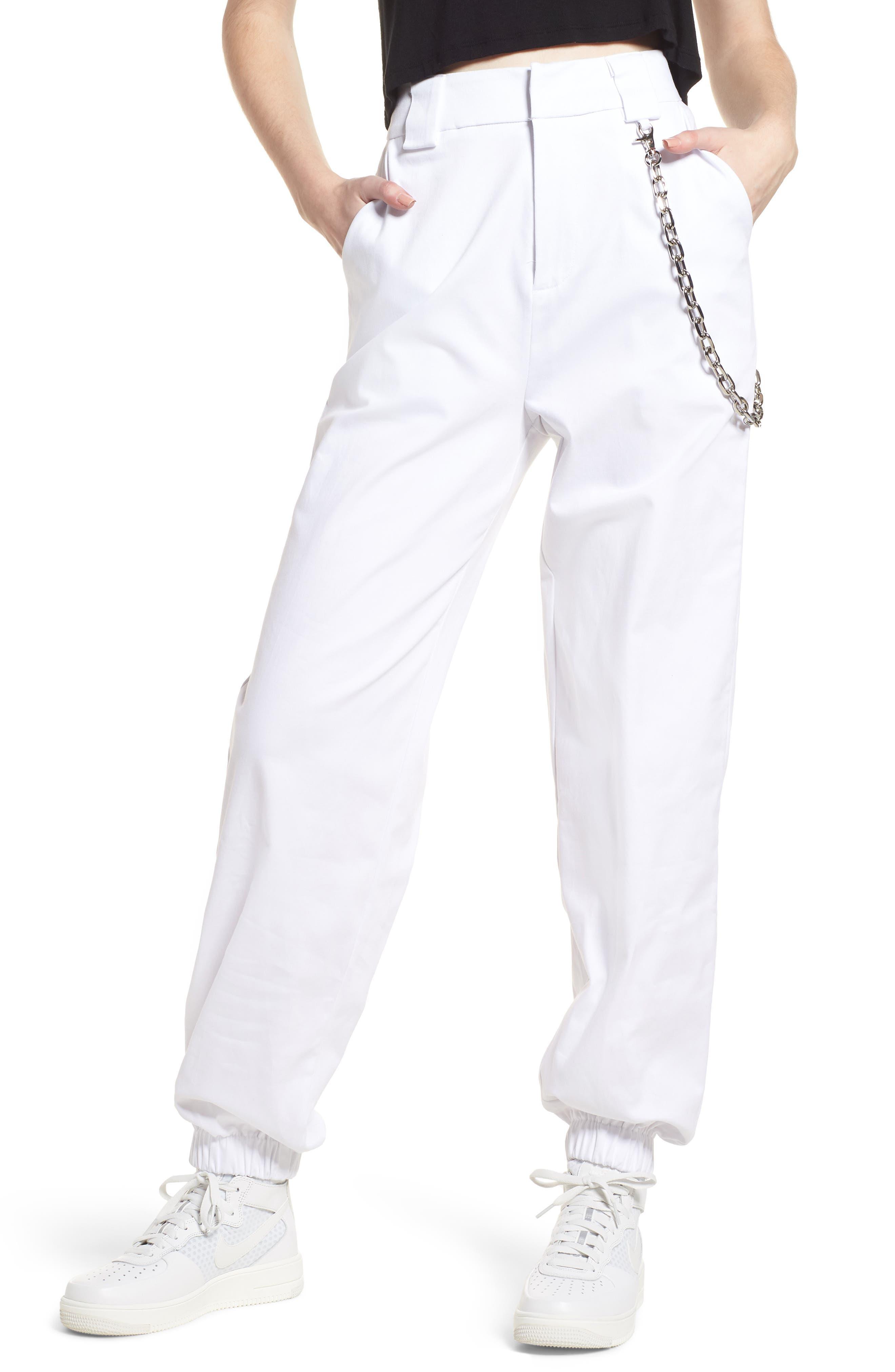 I.AM.GIA I.Am. Gia Cobain Pants in White