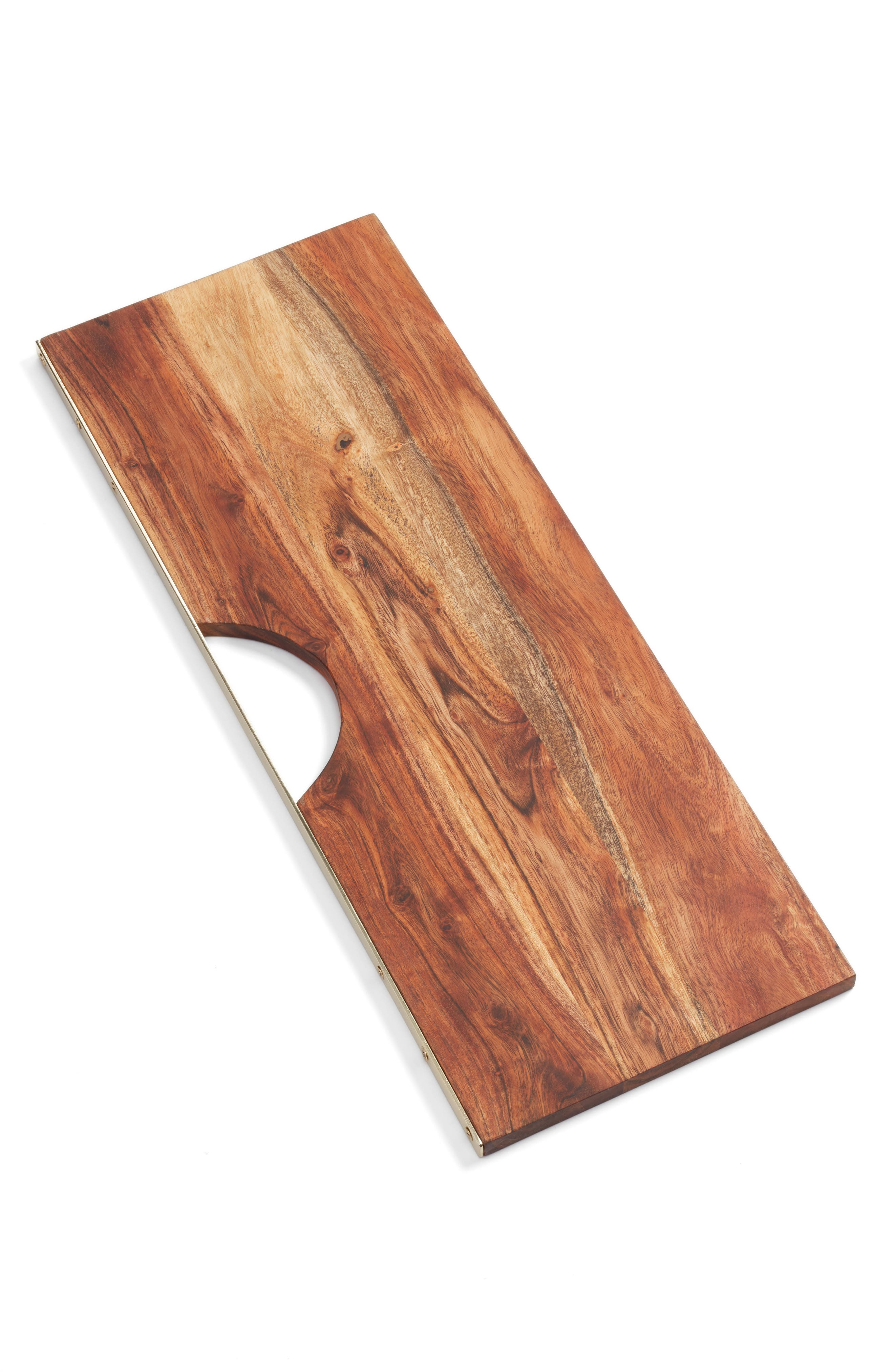 Rectangle Wood Cutting Board,                             Main thumbnail 1, color,                             201
