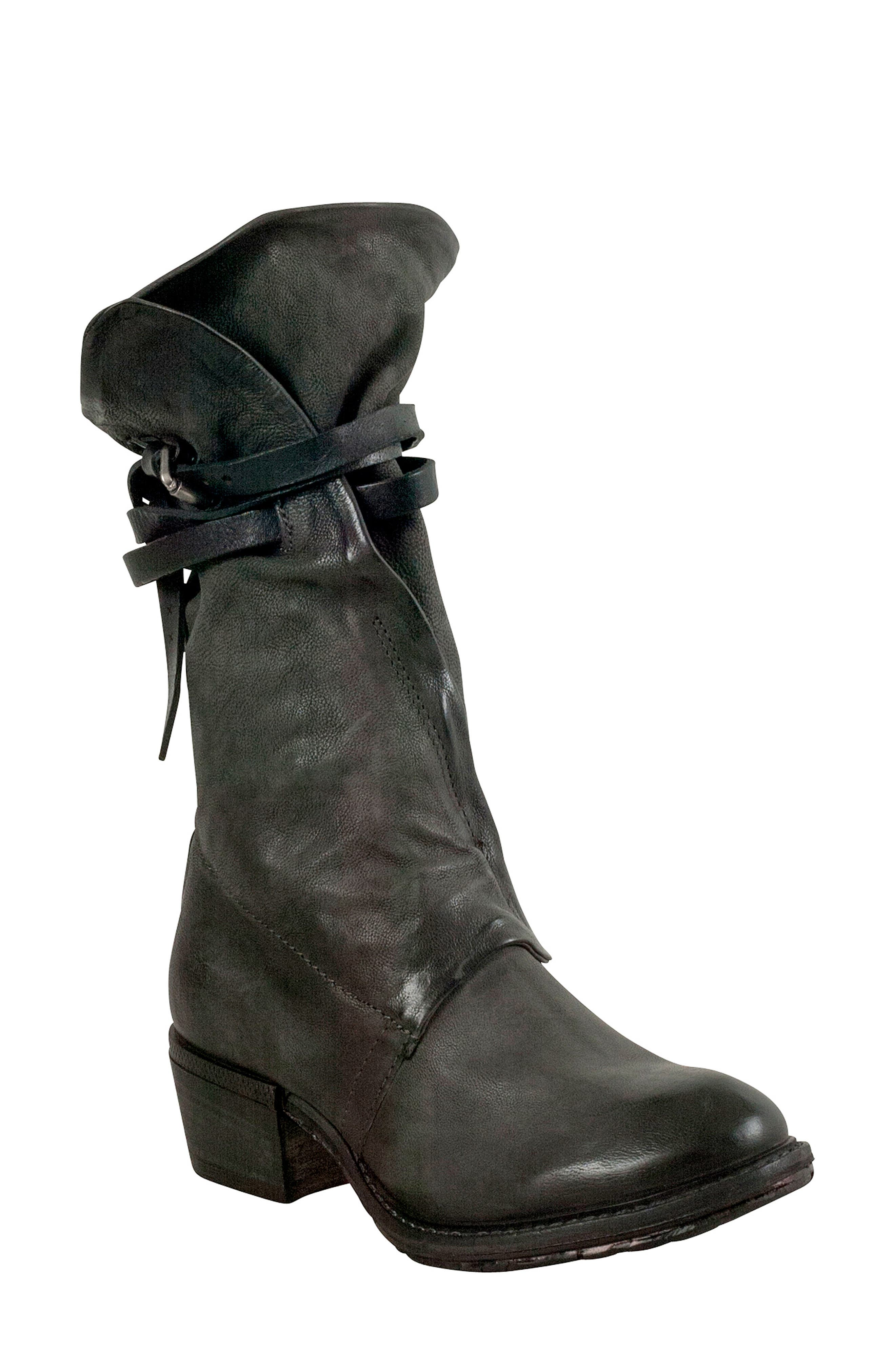 A.S.98 Carter Boot in Smoke