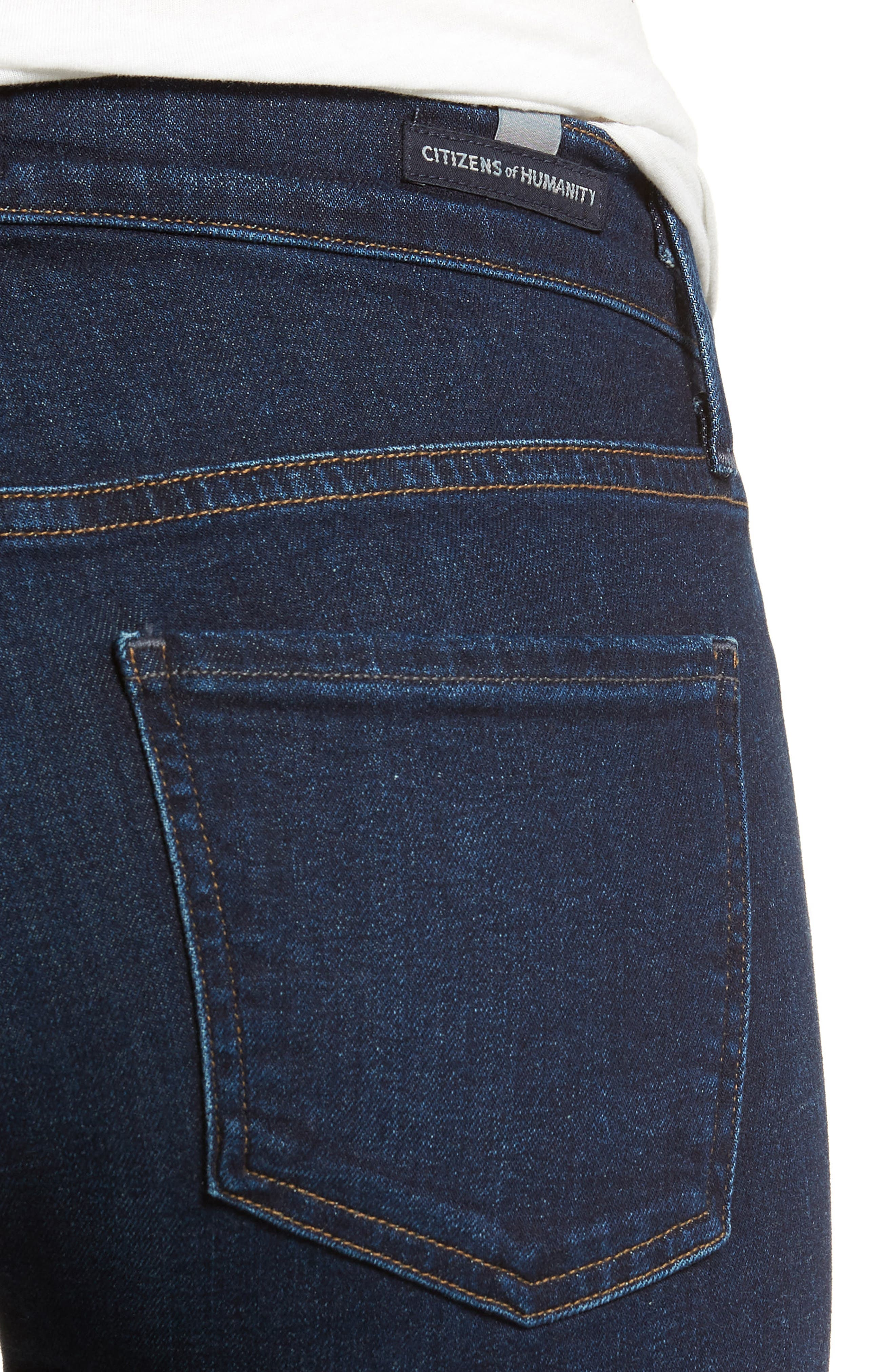 CITIZENS OF HUMANITY,                             Emannuelle Bootcut Jeans,                             Alternate thumbnail 4, color,                             GALAXY