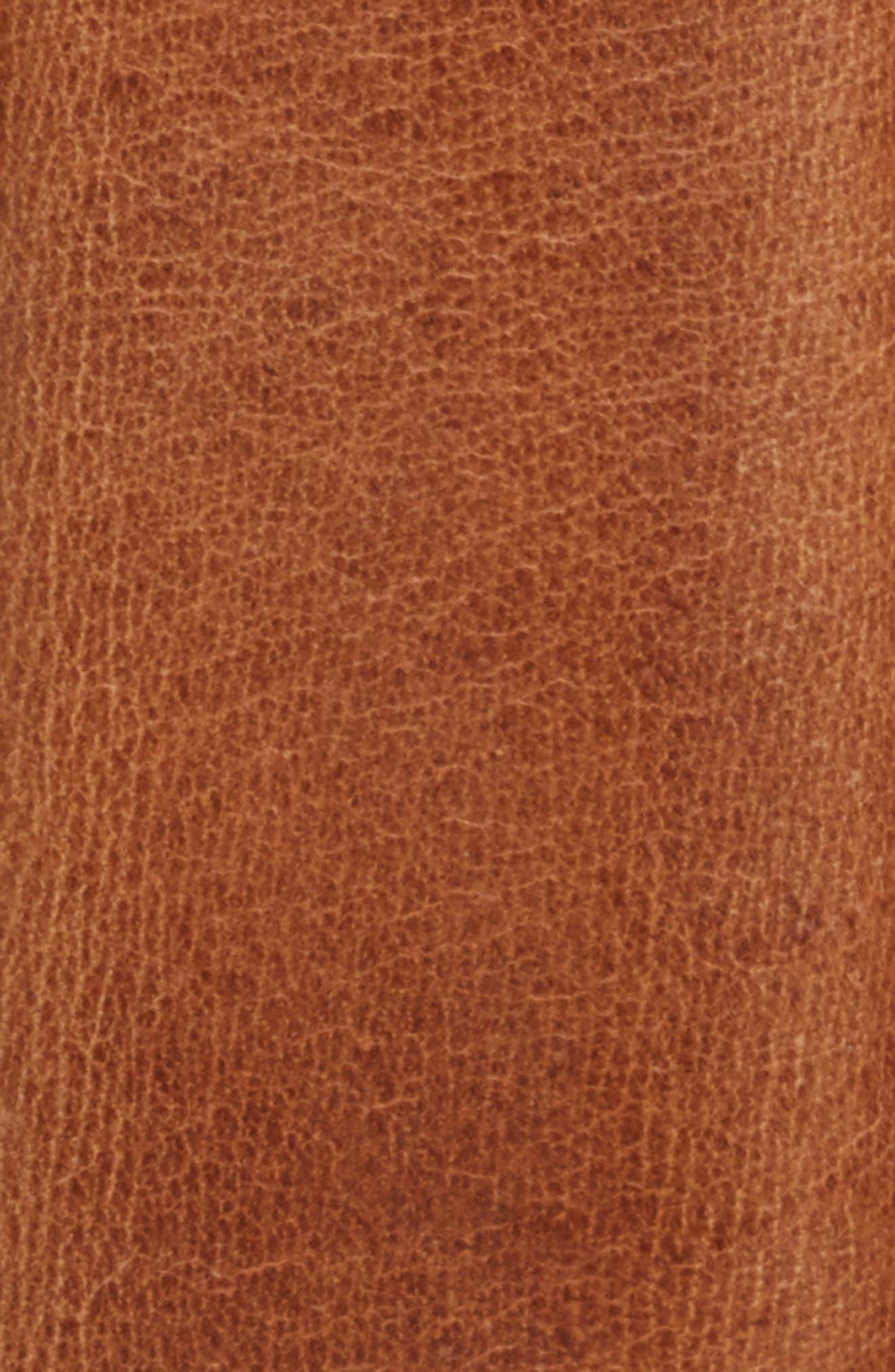 Sterling Ave. Leather Belt,                             Alternate thumbnail 2, color,