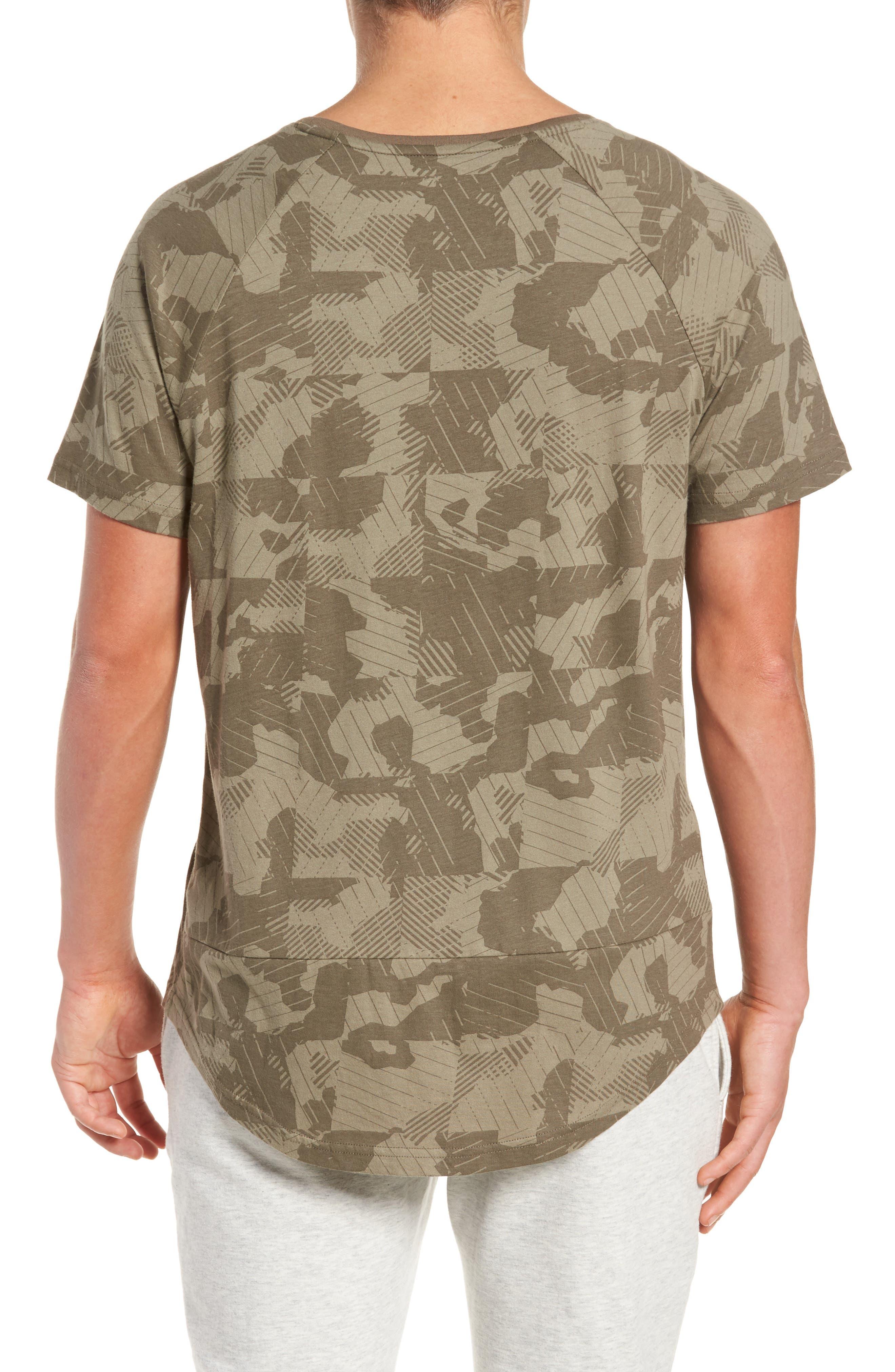 Camo Logo T-Shirt,                             Alternate thumbnail 6, color,