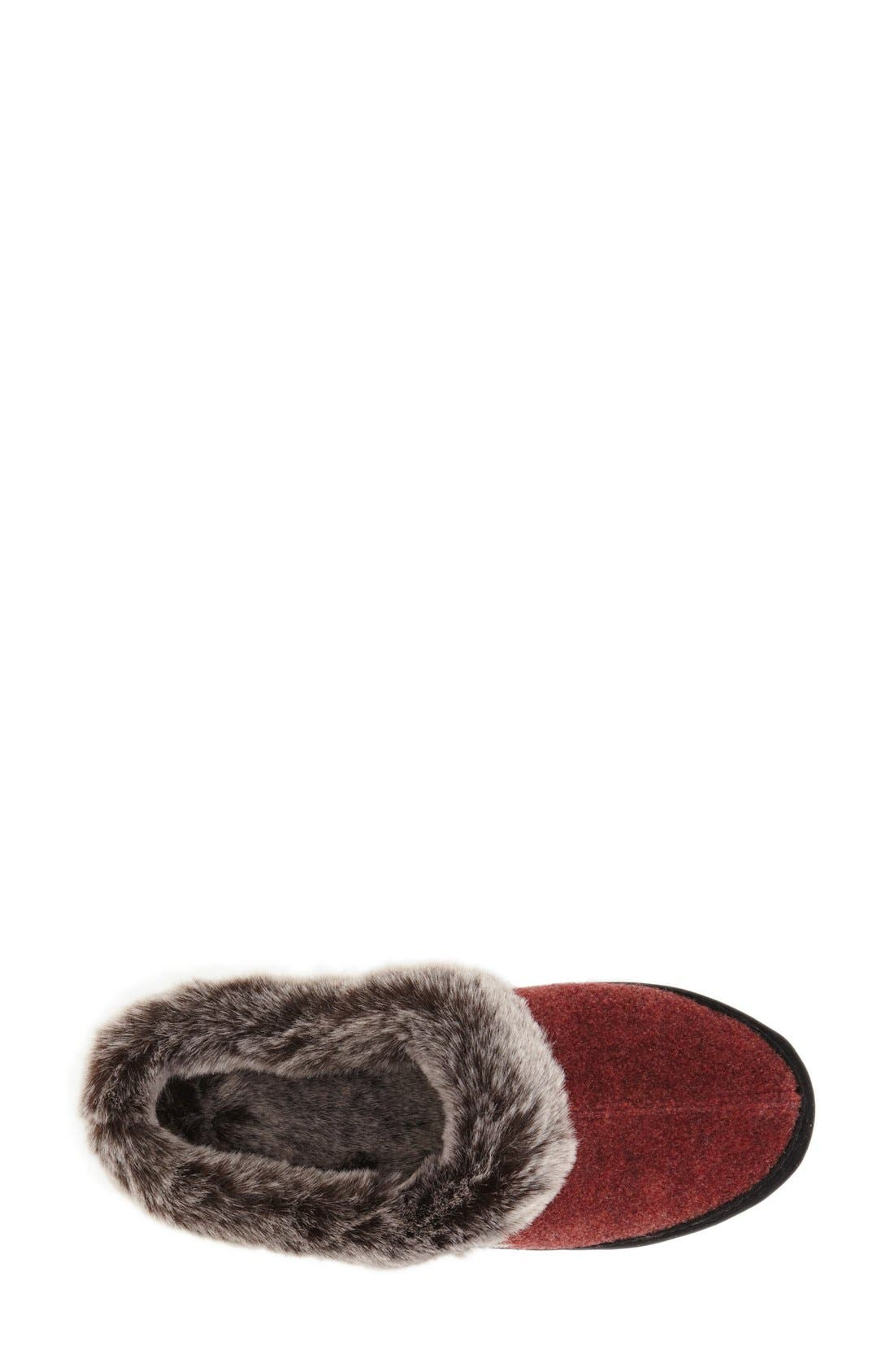 'Cloud Chilla Scuff' Slipper,                             Alternate thumbnail 8, color,