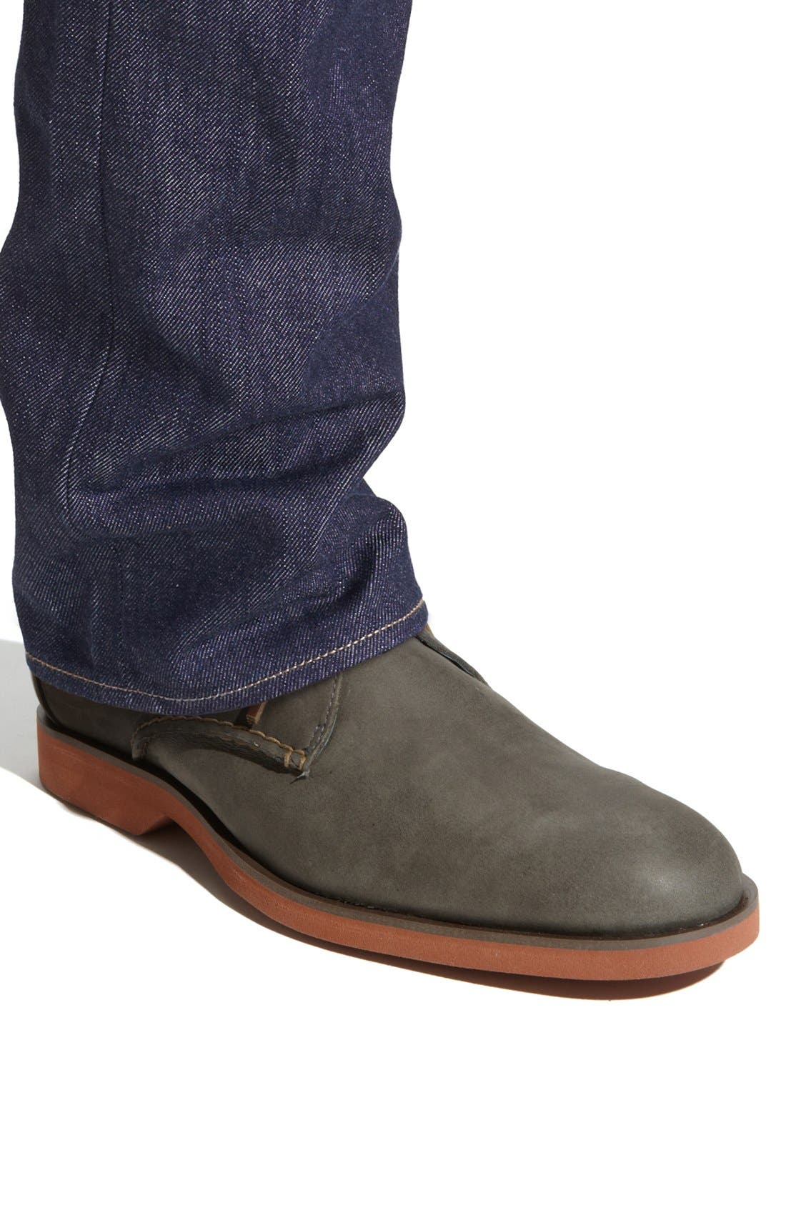 Top-Sider<sup>®</sup> 'Boat Ox' Chukka Boot,                             Alternate thumbnail 5, color,                             020