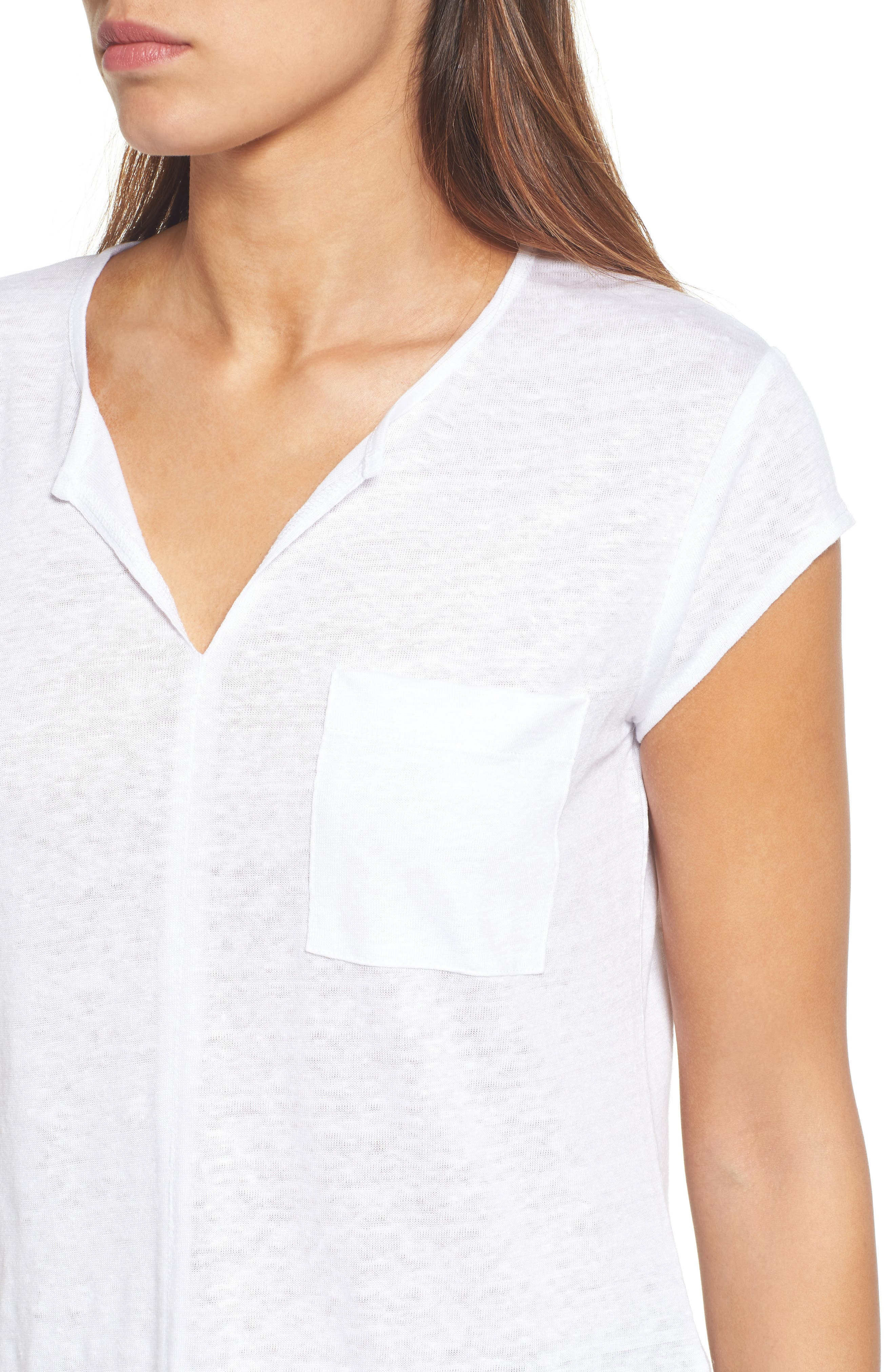 City Mix Layered Look Tee,                             Alternate thumbnail 78, color,