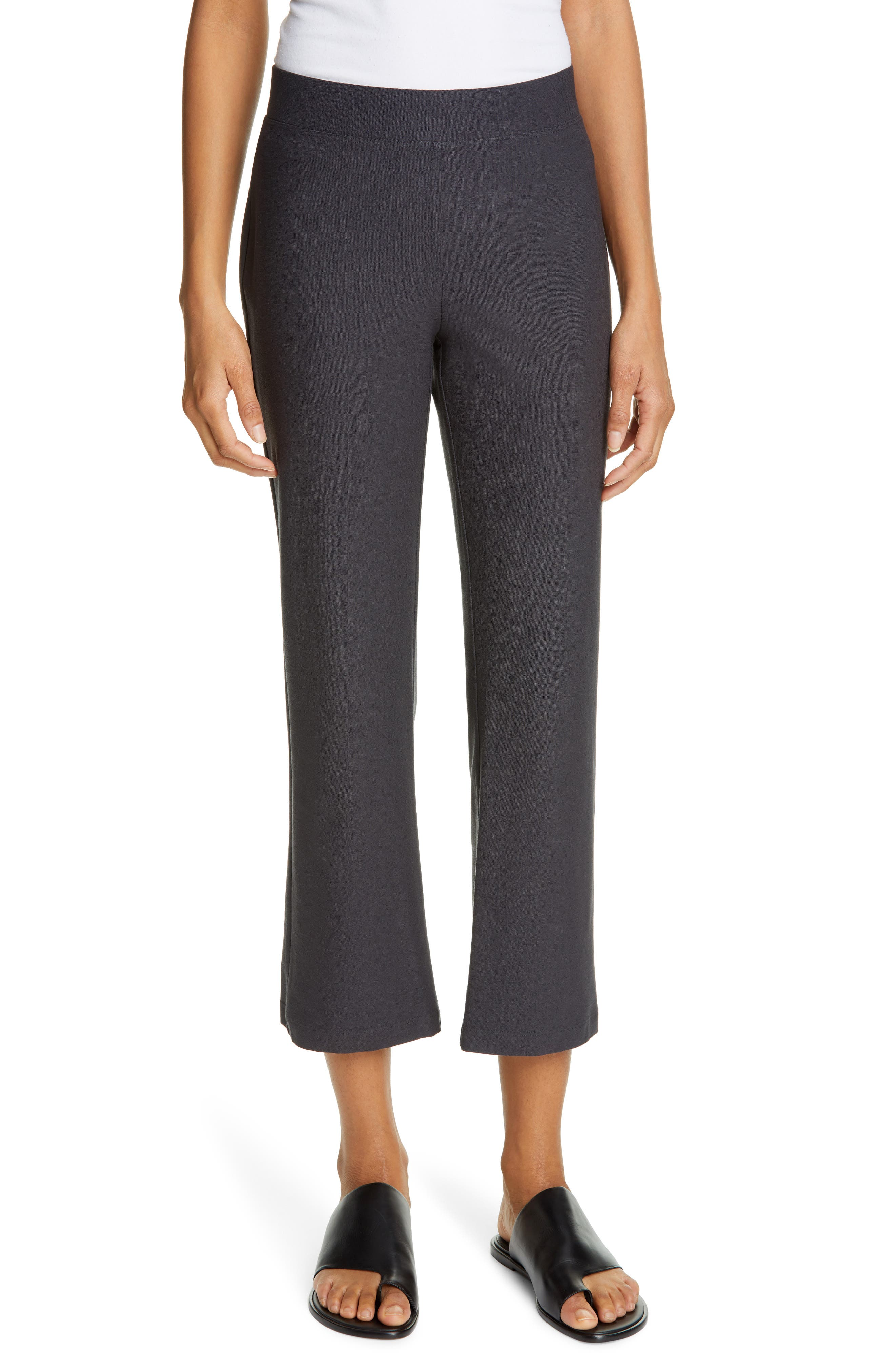 Eileen Fisher Pants FLARE ANKLE PANTS