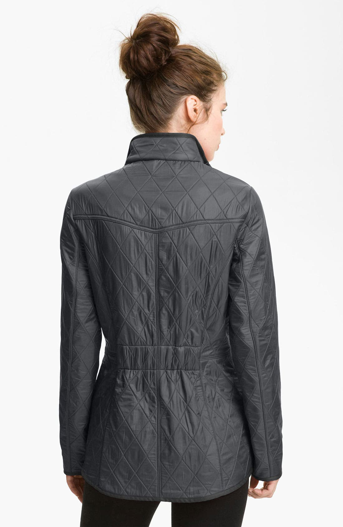 'Cavalry' Quilted Jacket,                             Alternate thumbnail 64, color,