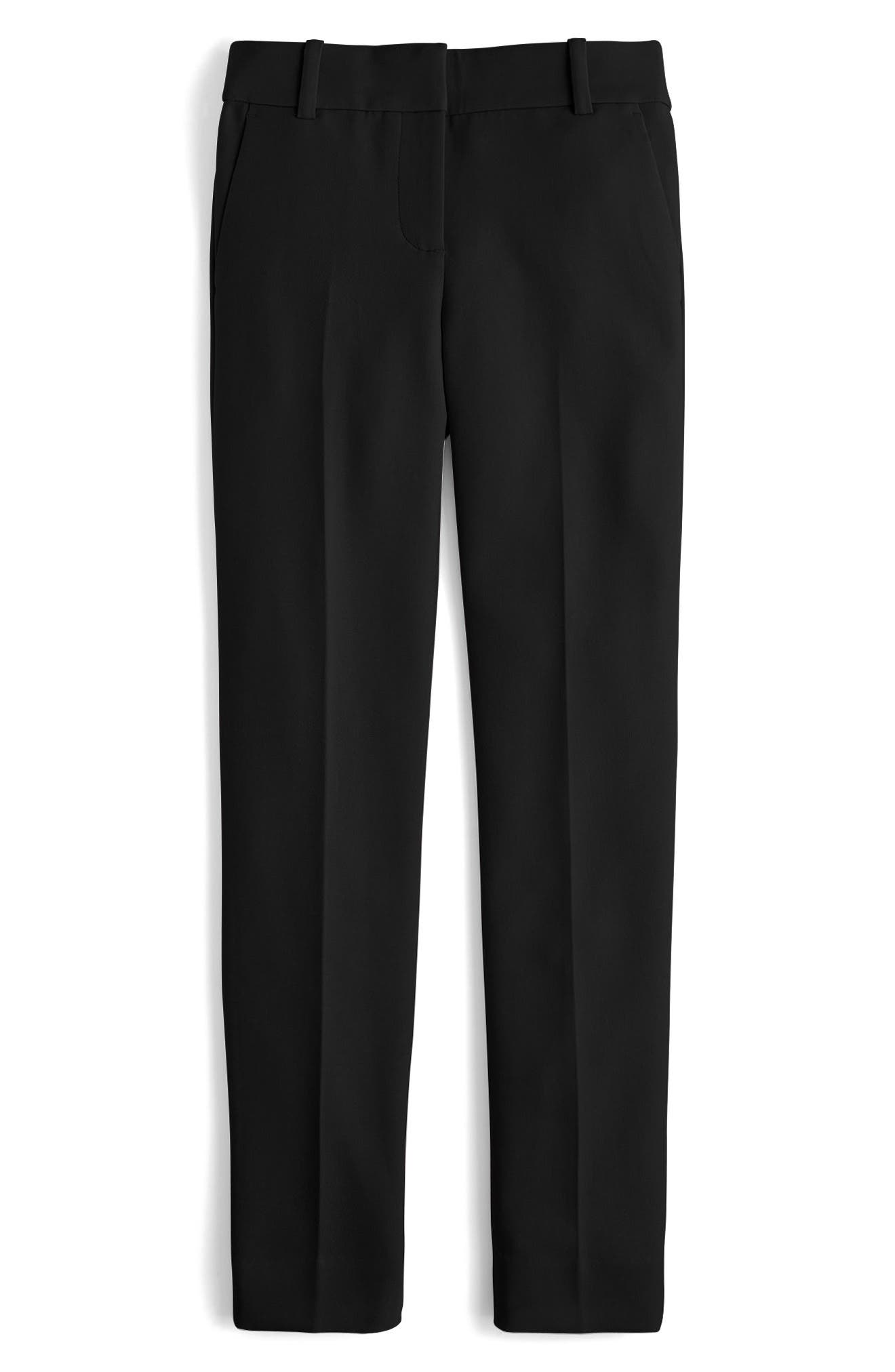 Cameron Four Season Crop Pants,                             Alternate thumbnail 2, color,                             001