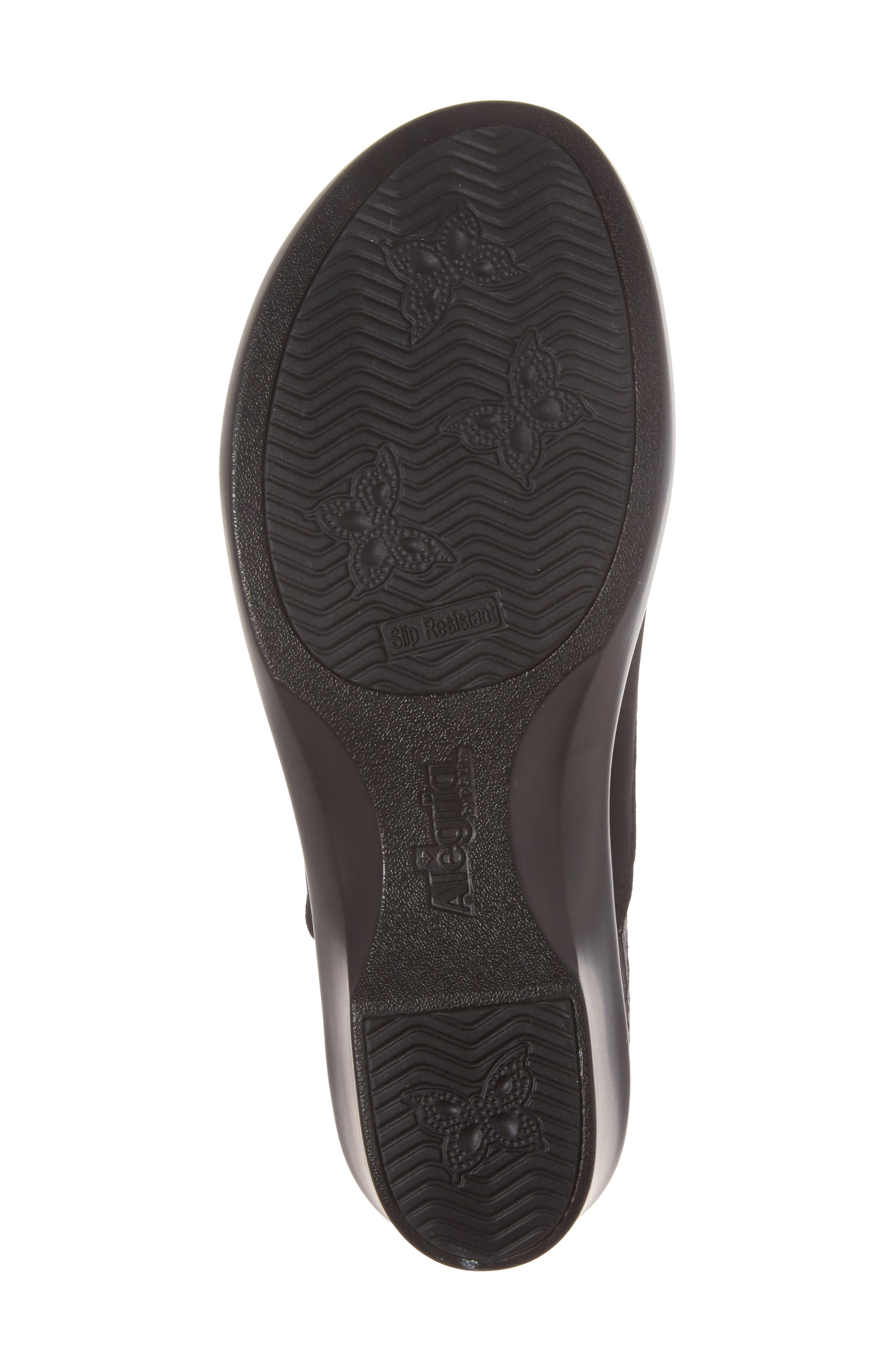 Madi Lace-Up Shoe,                             Alternate thumbnail 6, color,                             001