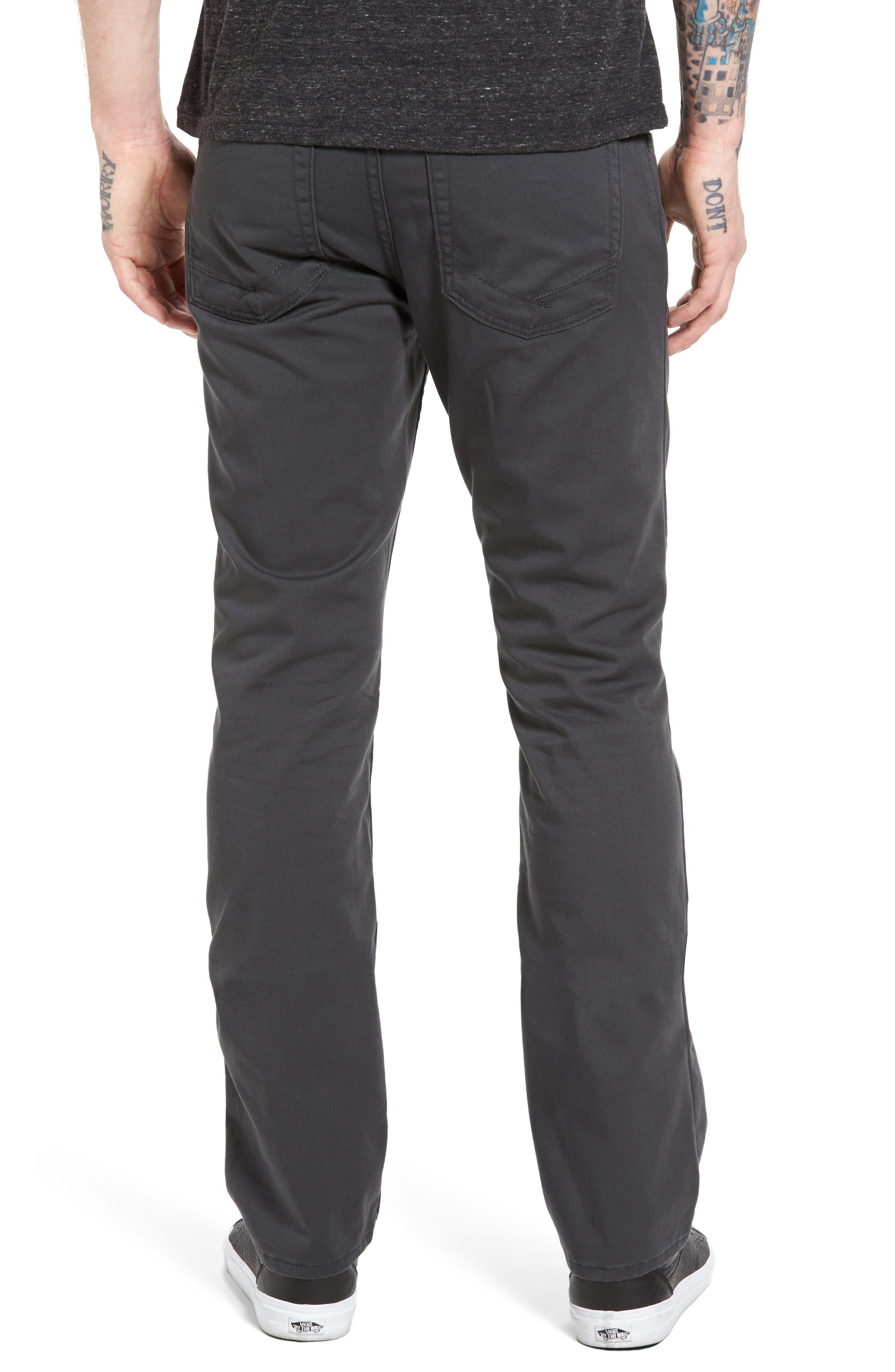 V56 Covina II Slim Fit Pants,                             Alternate thumbnail 8, color,
