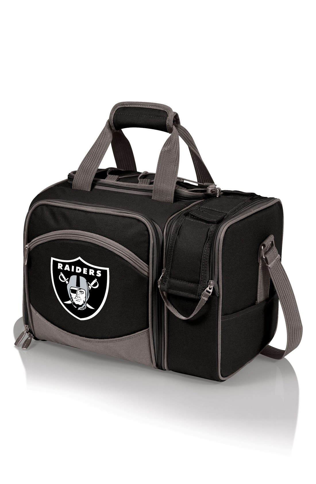 'Pranzo' NFL Insulated Lunch Box,                             Alternate thumbnail 3, color,                             017