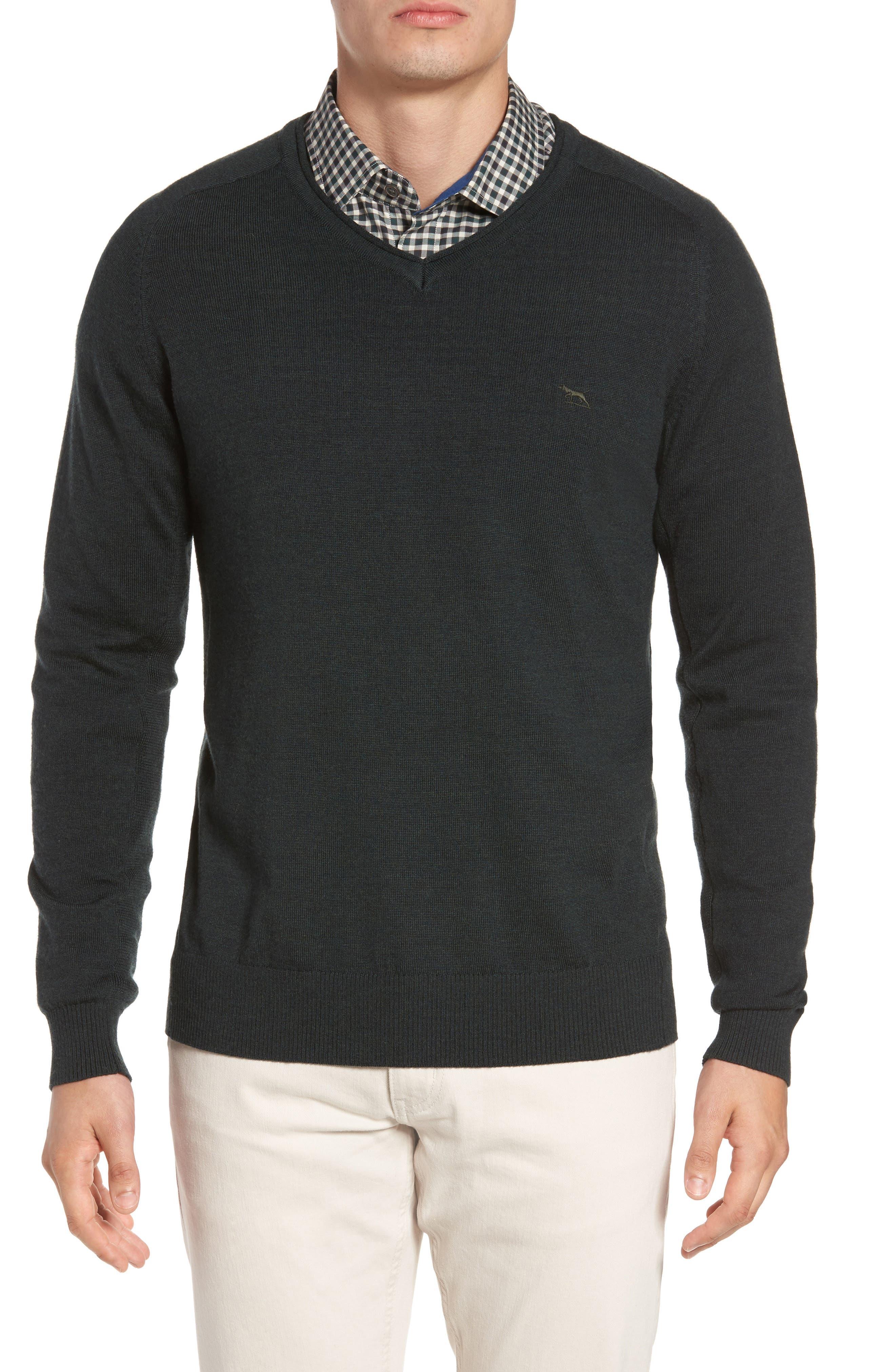 Burfield Wool Sweater,                             Main thumbnail 3, color,