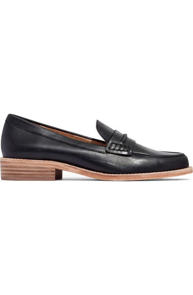 7d9a7463925 Madewell The Elinor Loafer (Women)