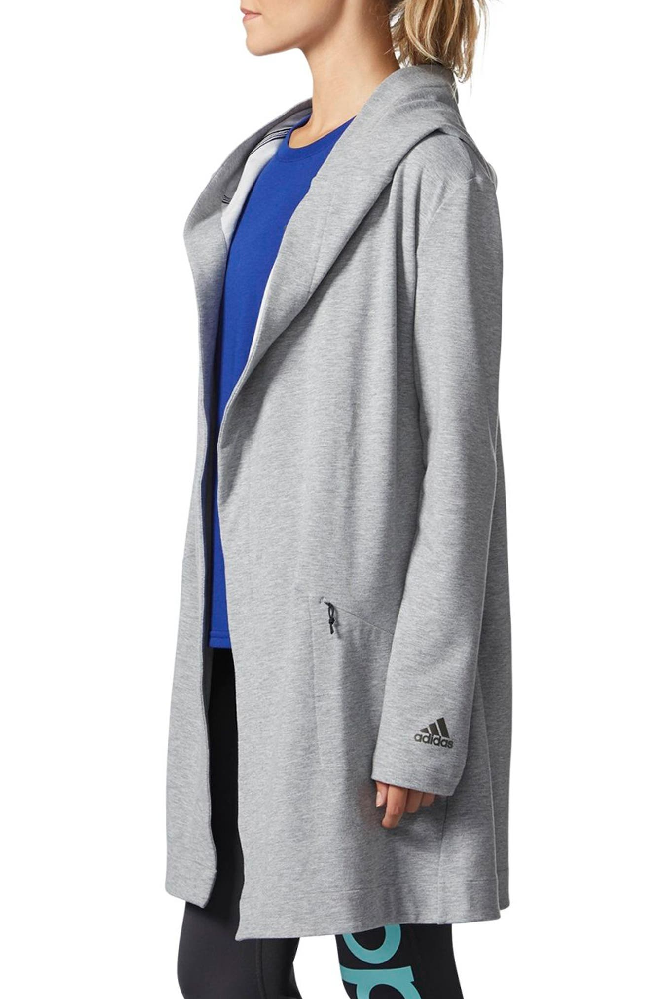 Performance Cover Up Jacket,                             Alternate thumbnail 7, color,