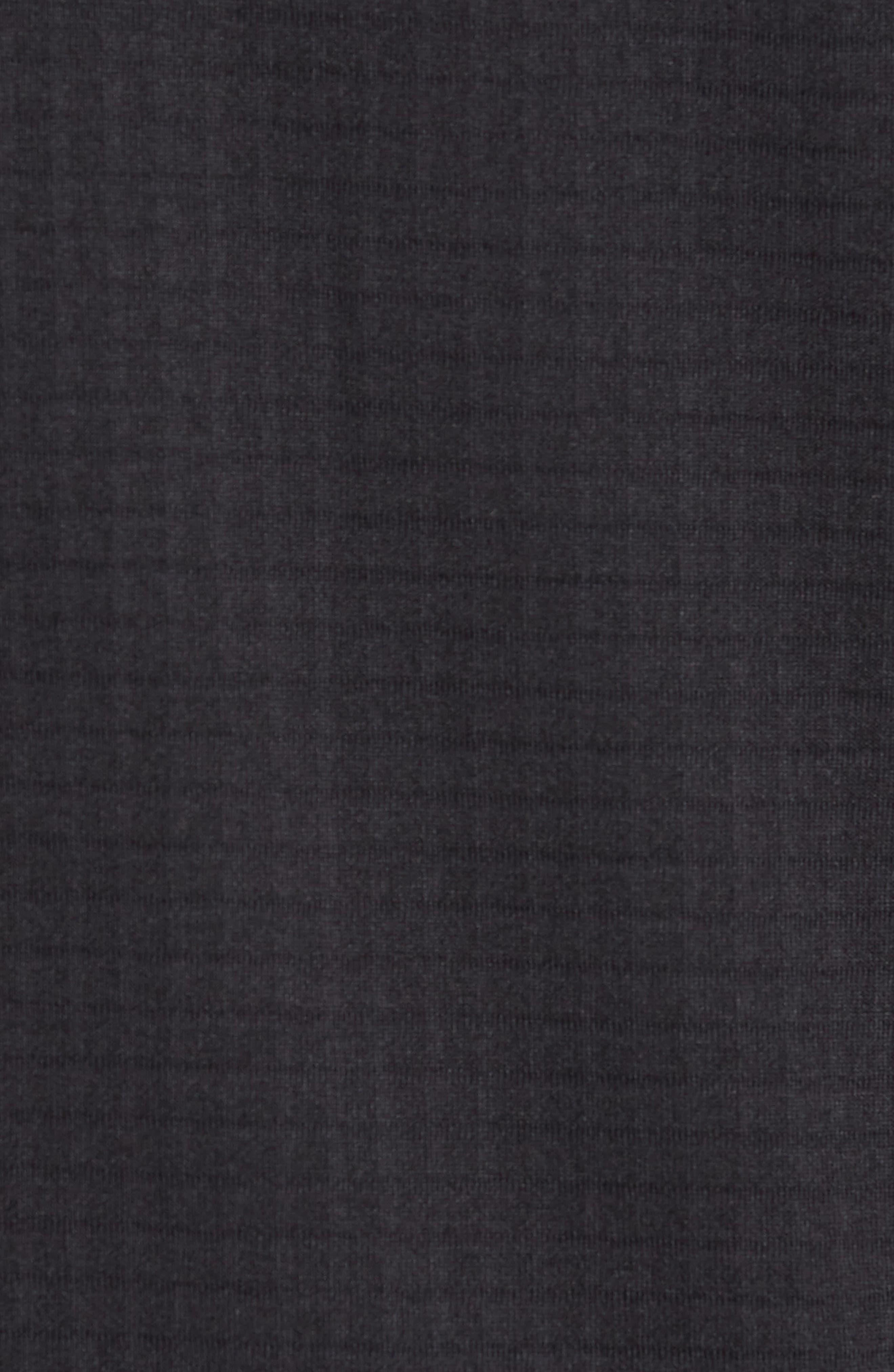 R1<sup>®</sup> Full Zip Jacket,                             Alternate thumbnail 5, color,                             BLACK