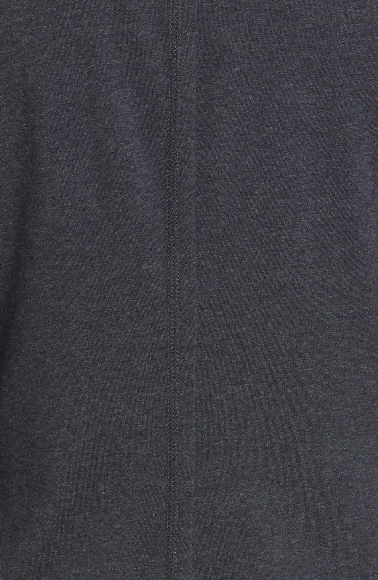 The Perfect Jacket,                             Alternate thumbnail 6, color,                             PHANTOM HEATHER