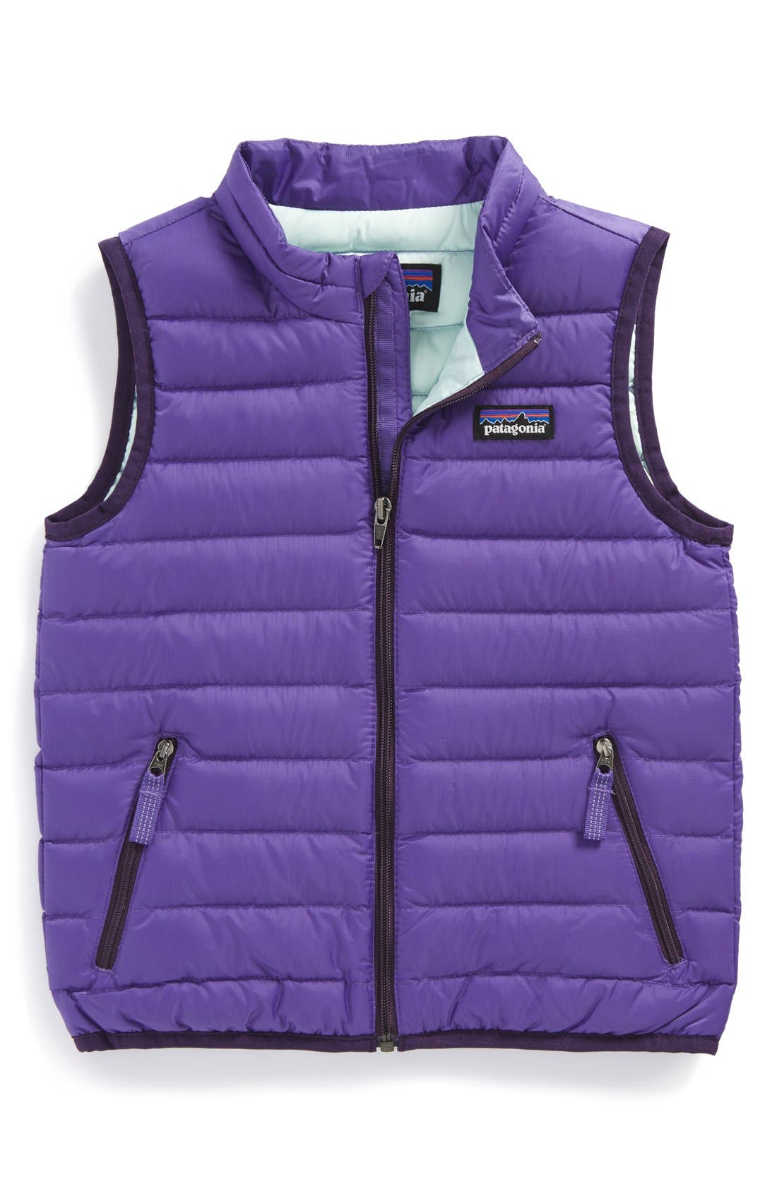 Windproof & Water Resistant Down Sweater Vest,                         Main,                         color, 500