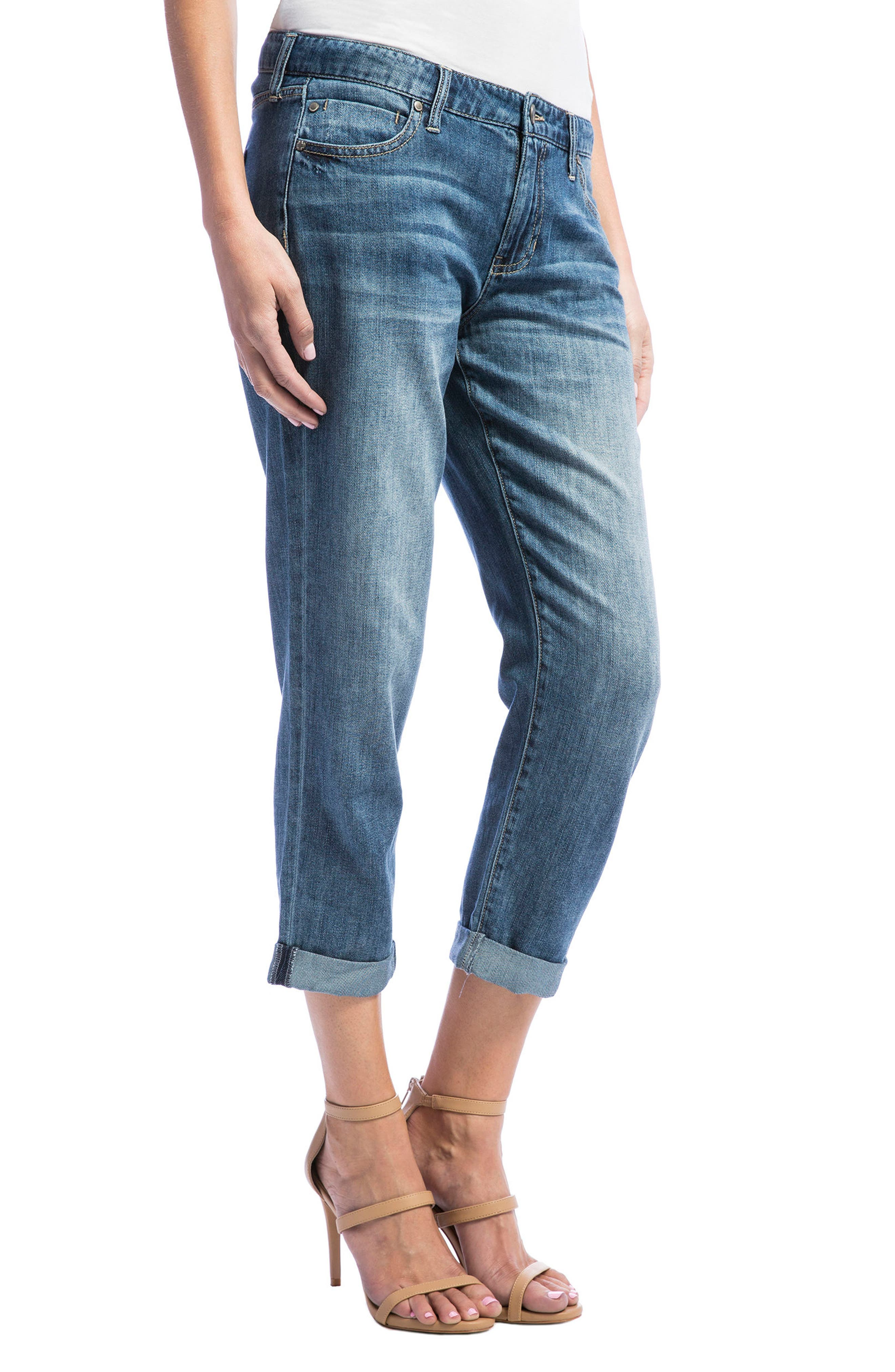 Cameron Crop Boyfriend Jeans,                             Alternate thumbnail 8, color,