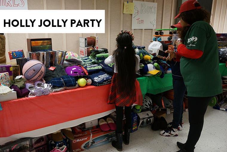 Holly Jolly Party