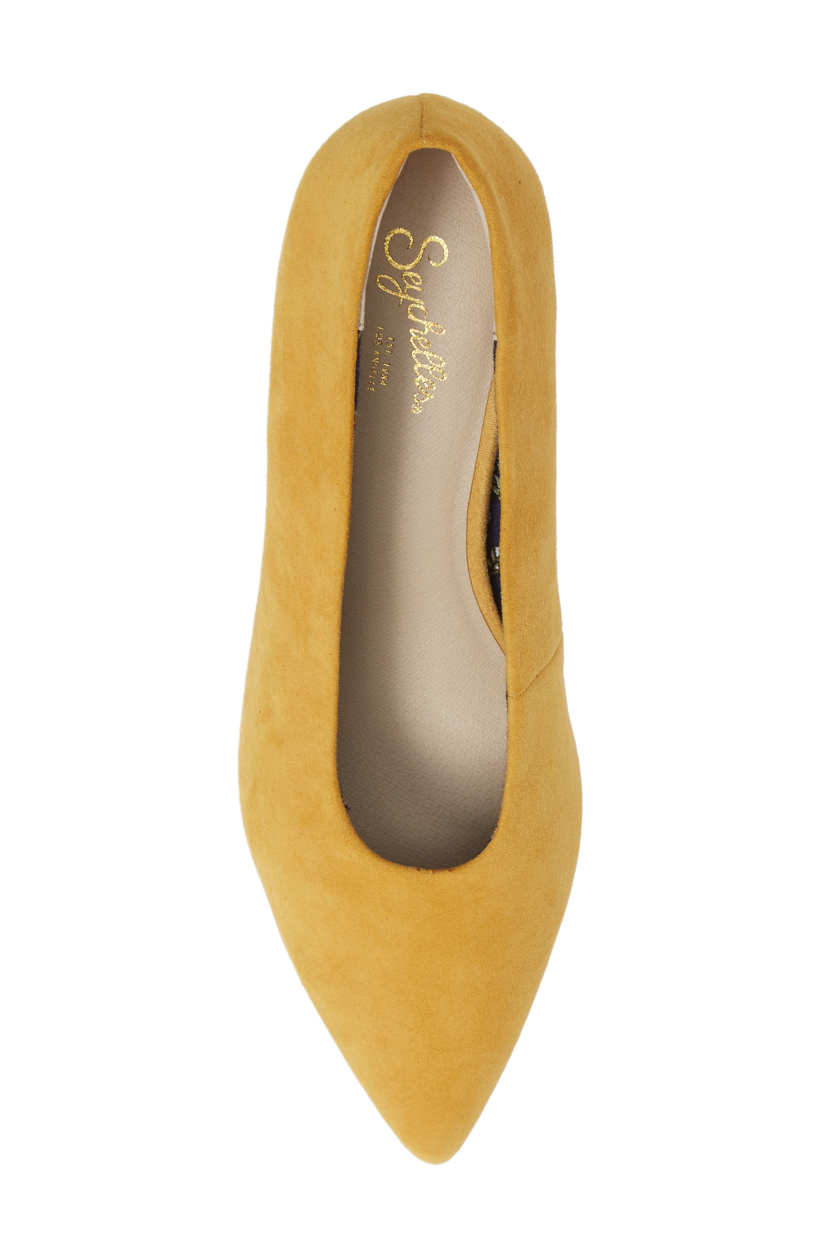 Rehearse Pointy Toe Pump,                             Alternate thumbnail 20, color,