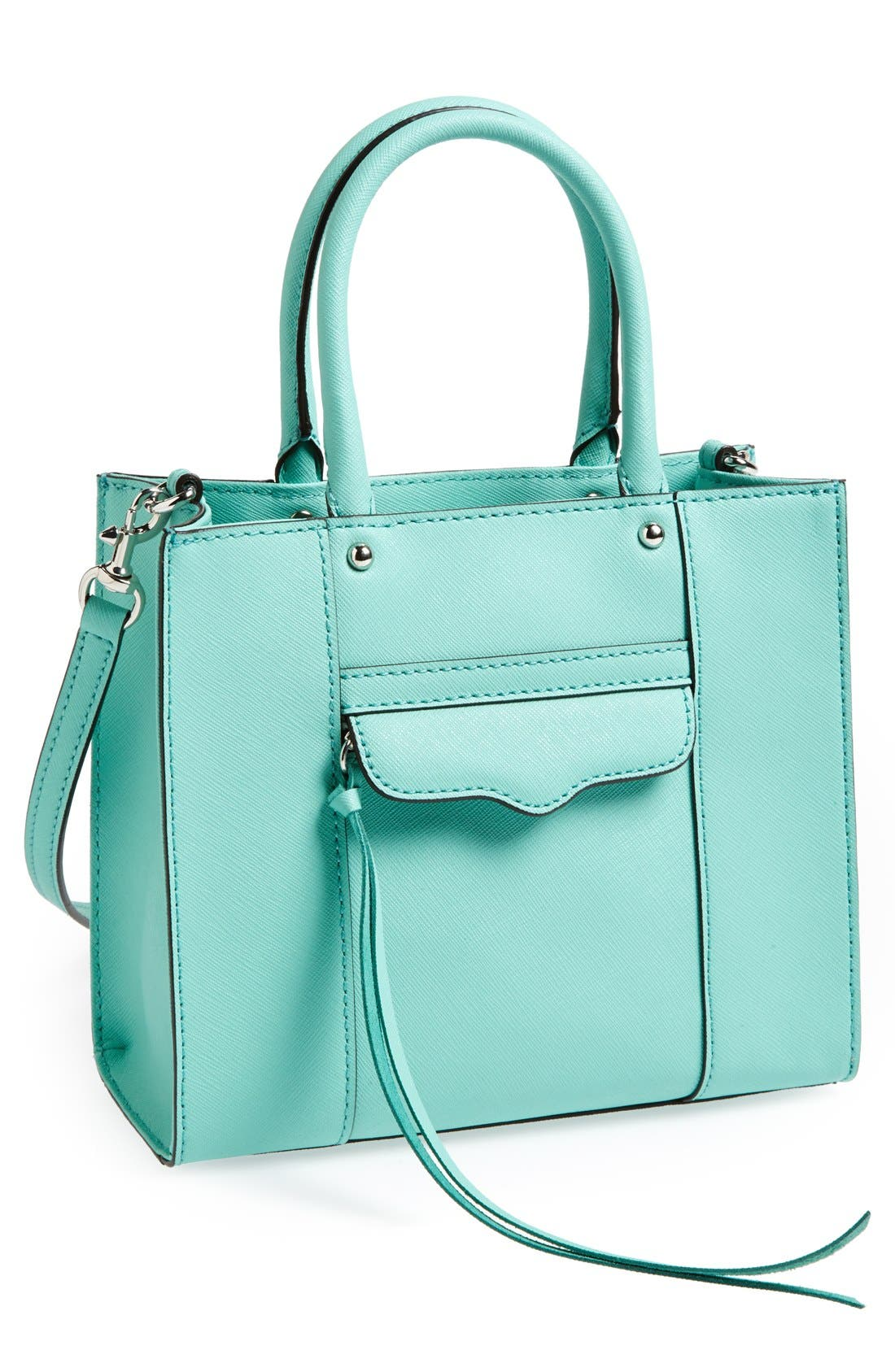 'Mini MAB Tote' Crossbody Bag,                             Main thumbnail 26, color,
