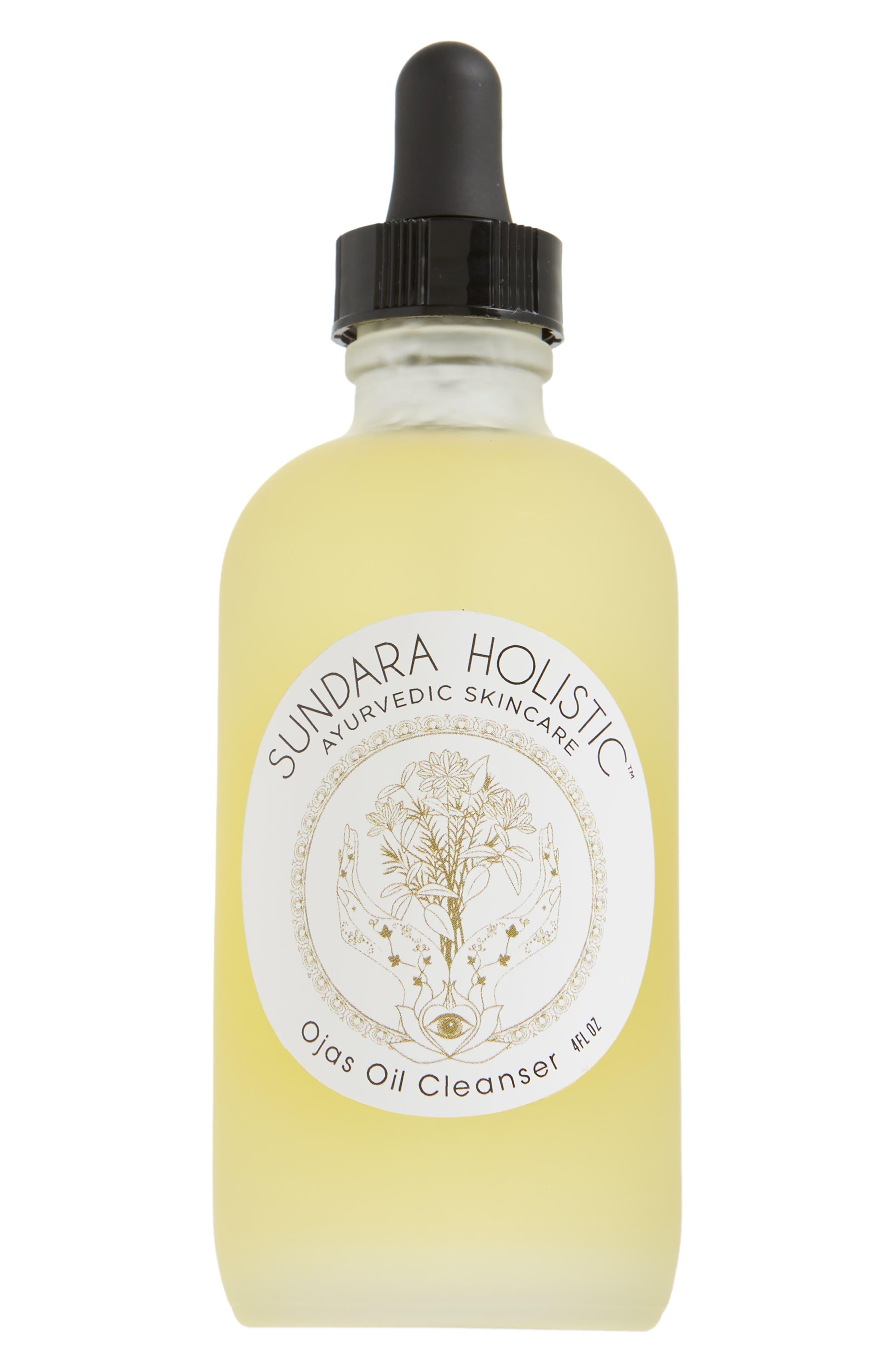 SUNDARA HOLISTIC Ojas Oil Cleanser, Main, color, 000