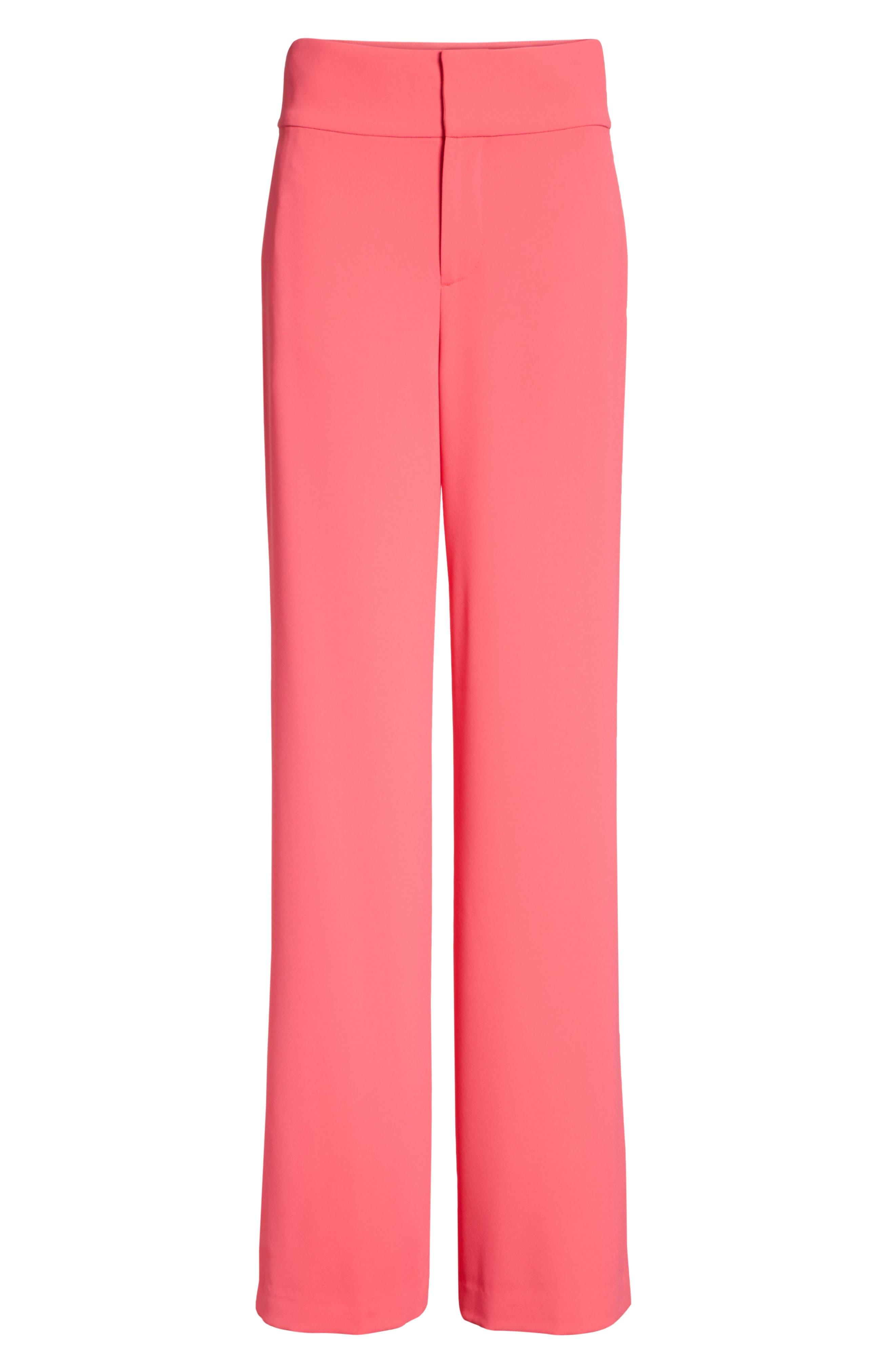 Knox Wide Leg Pants,                             Alternate thumbnail 6, color,