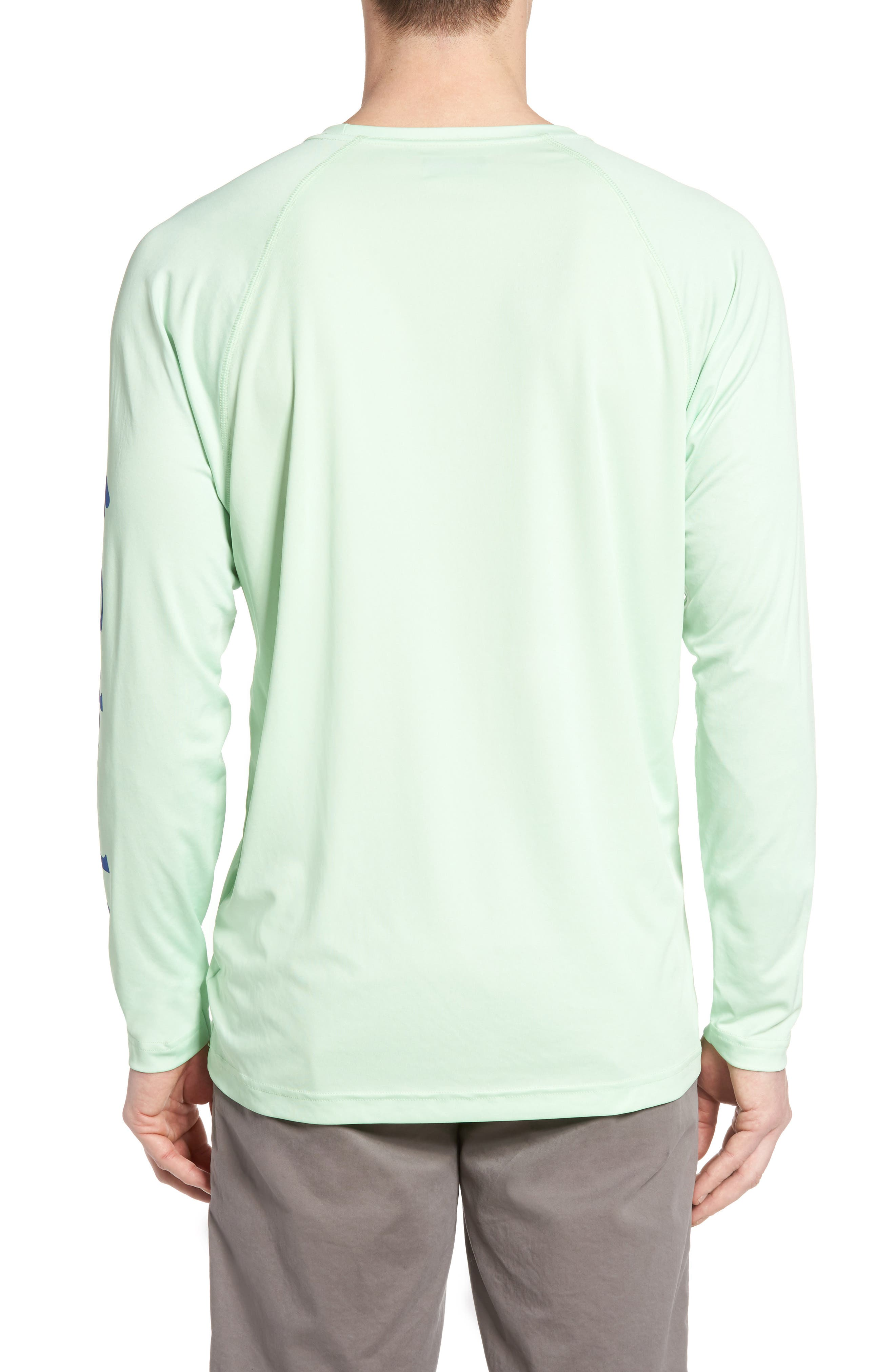 PFG Terminal Tackle Performance Long Sleeve T-Shirt,                             Alternate thumbnail 17, color,