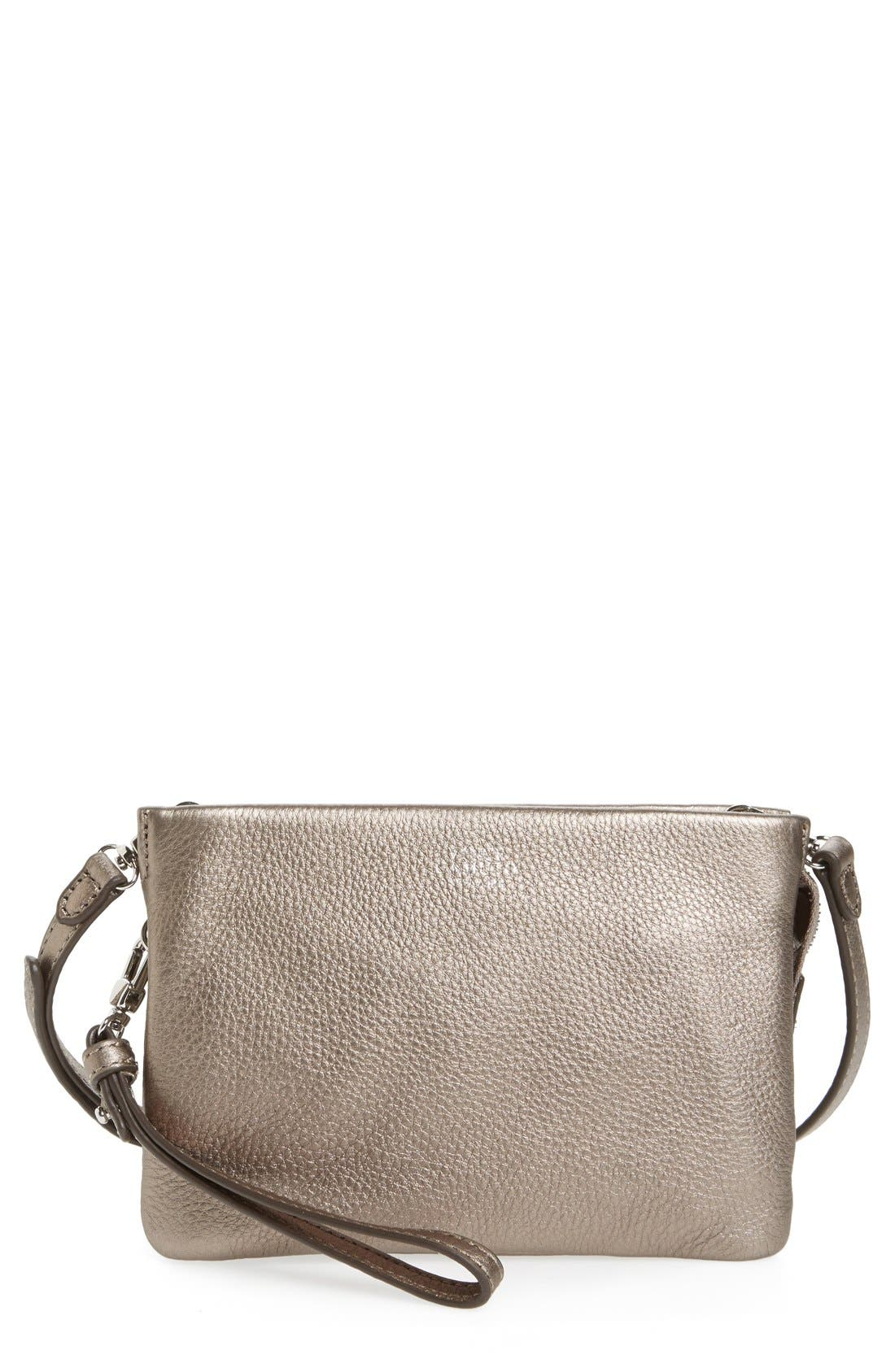 'Cami' Leather Crossbody Bag,                             Main thumbnail 30, color,