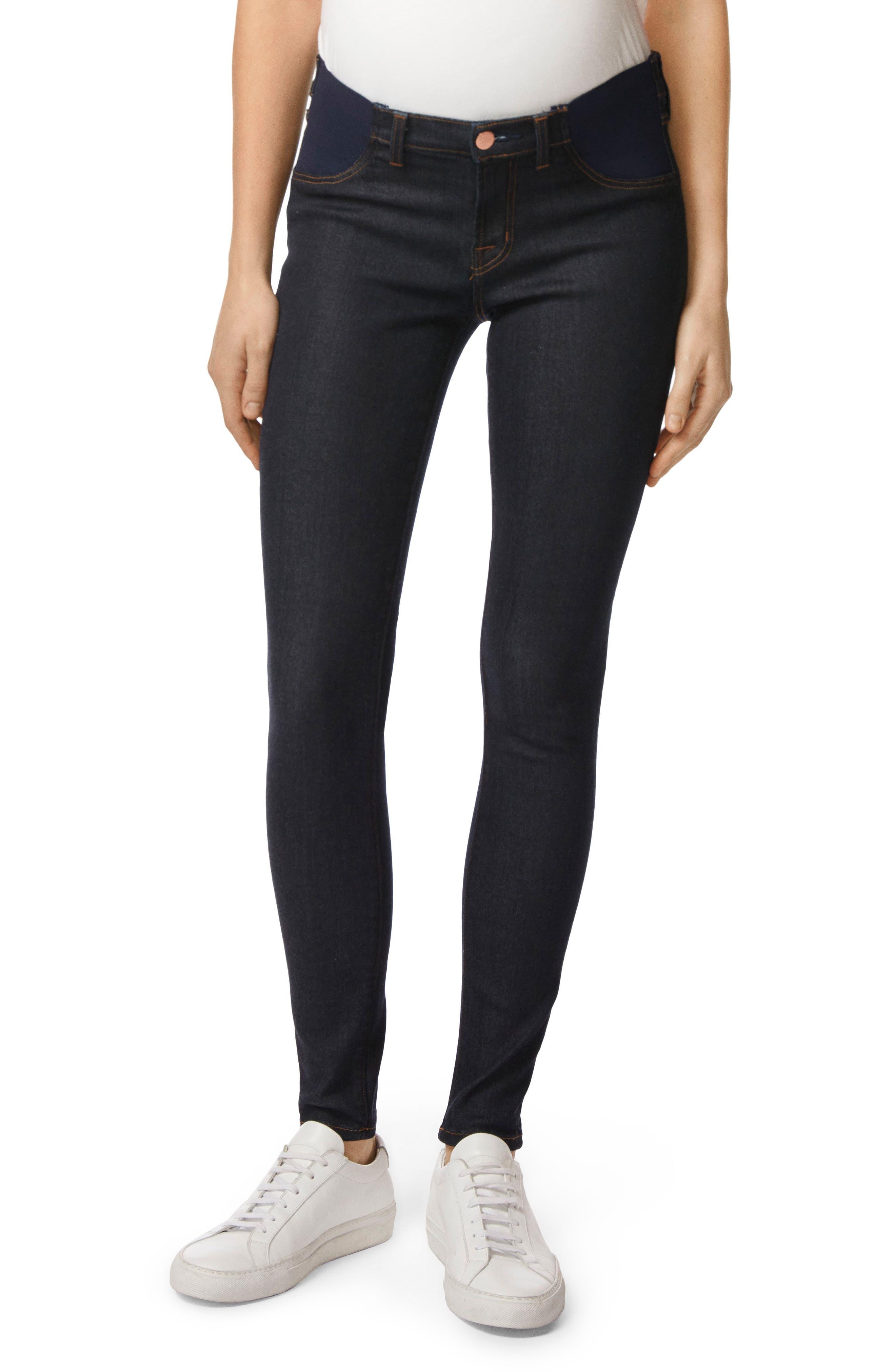 Mama J Super Skinny Maternity Jeans,                         Main,                         color, 417