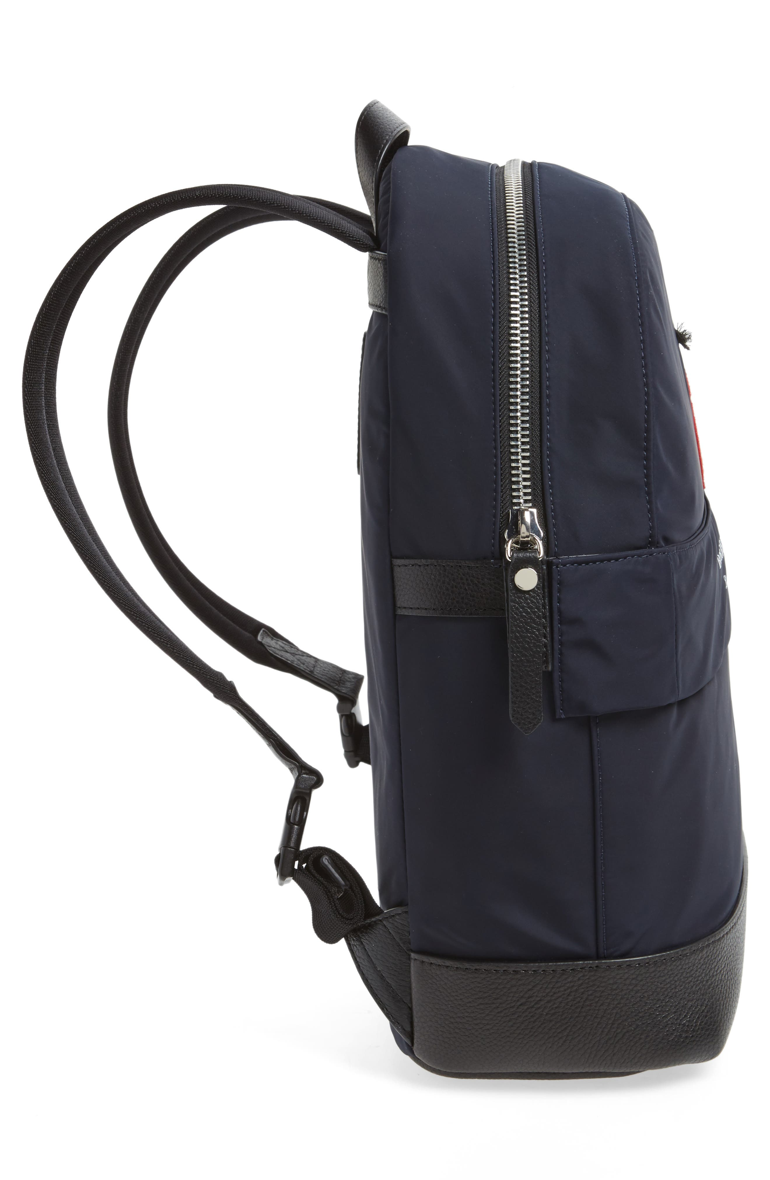 Nico London Backpack,                             Alternate thumbnail 4, color,
