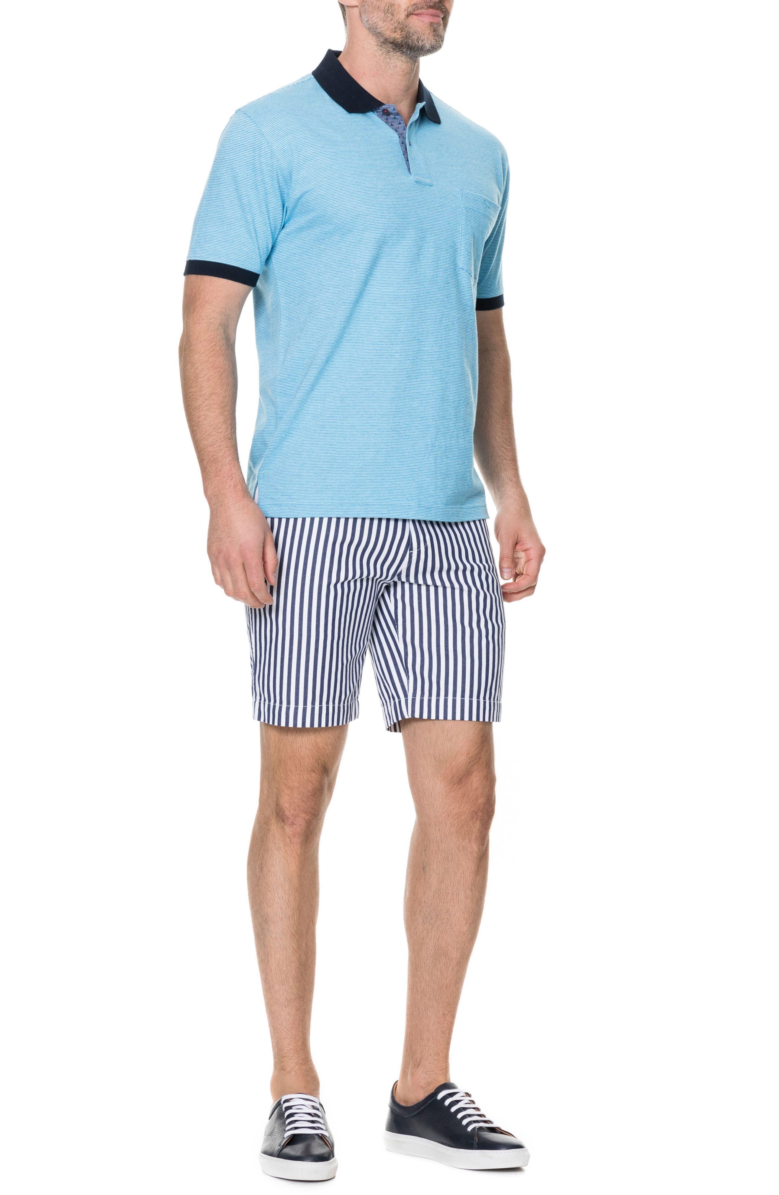Sedgebrook Regular Fit Polo,                             Alternate thumbnail 6, color,                             AQUA