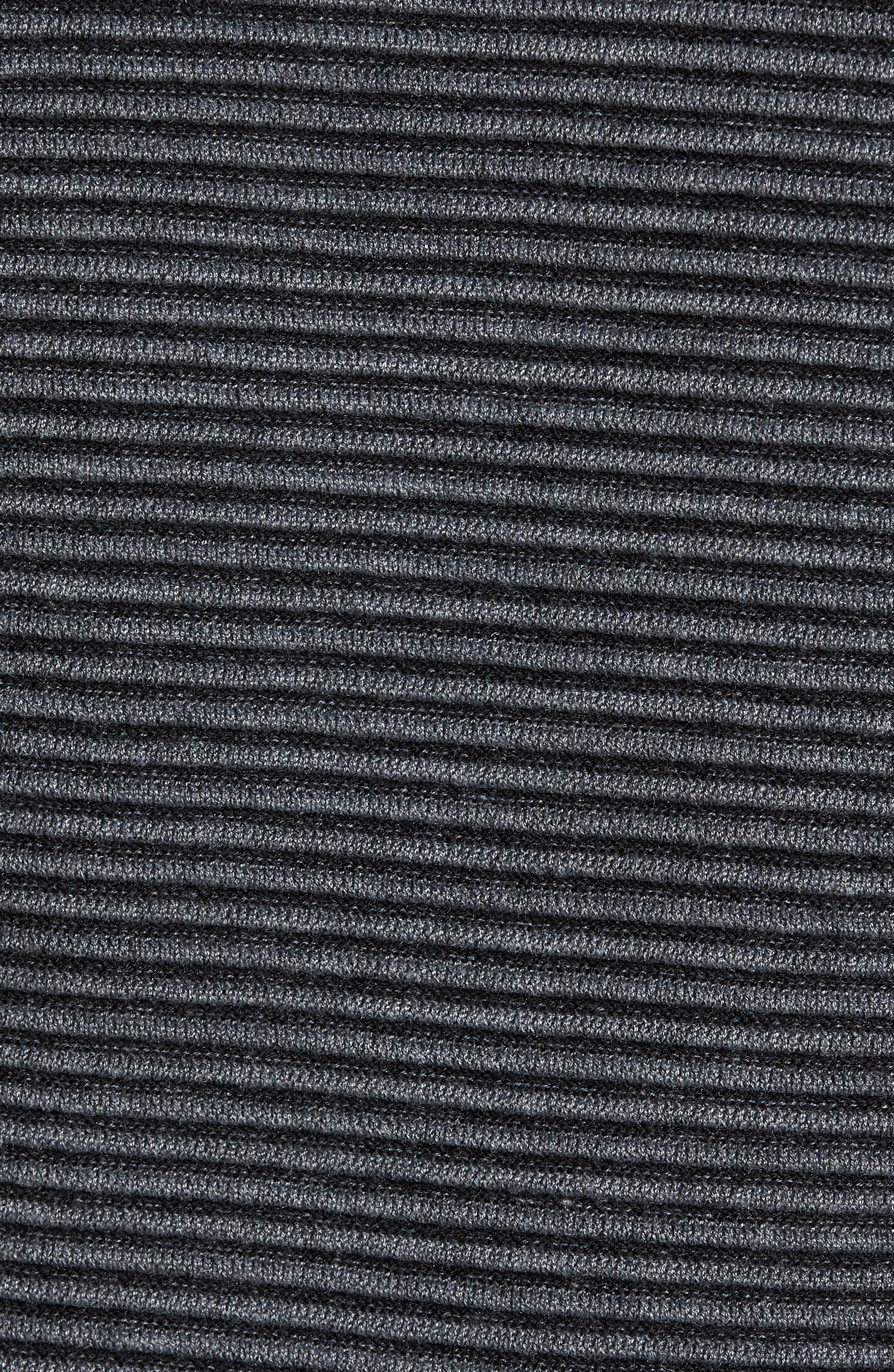 Modern Slim Fit Raglan Sweater,                             Alternate thumbnail 5, color,                             030
