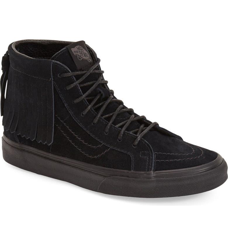 3626878ba5b Vans  Sk8-Hi  Moc Sneaker (Women)