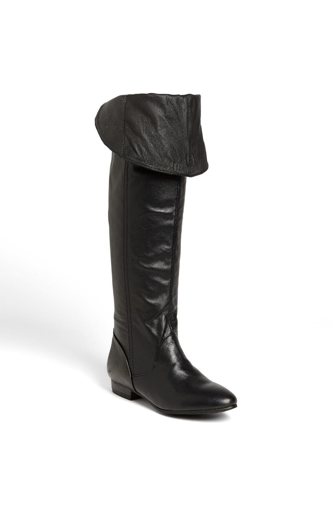 'South Bay' Over the Knee Boot,                             Alternate thumbnail 3, color,                             001